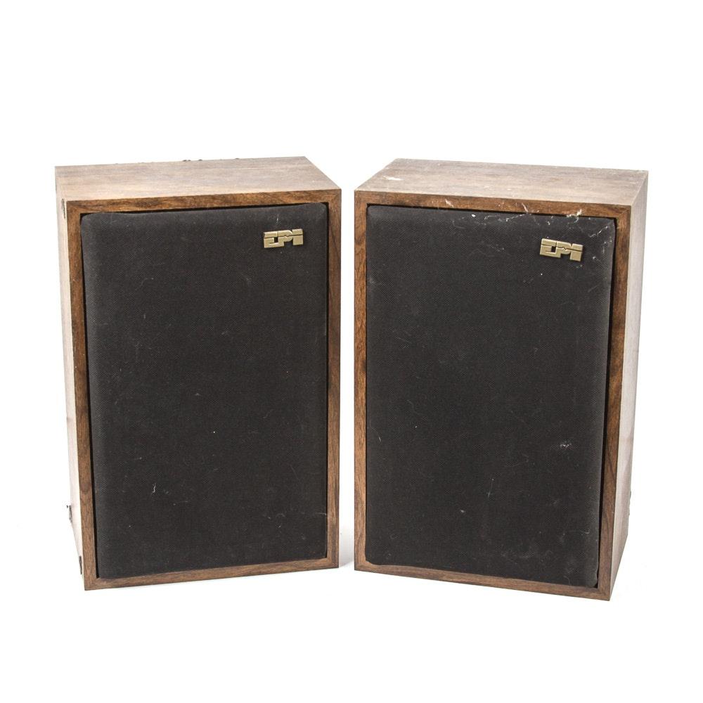 Vintage Epicure Bookshelf Speakers