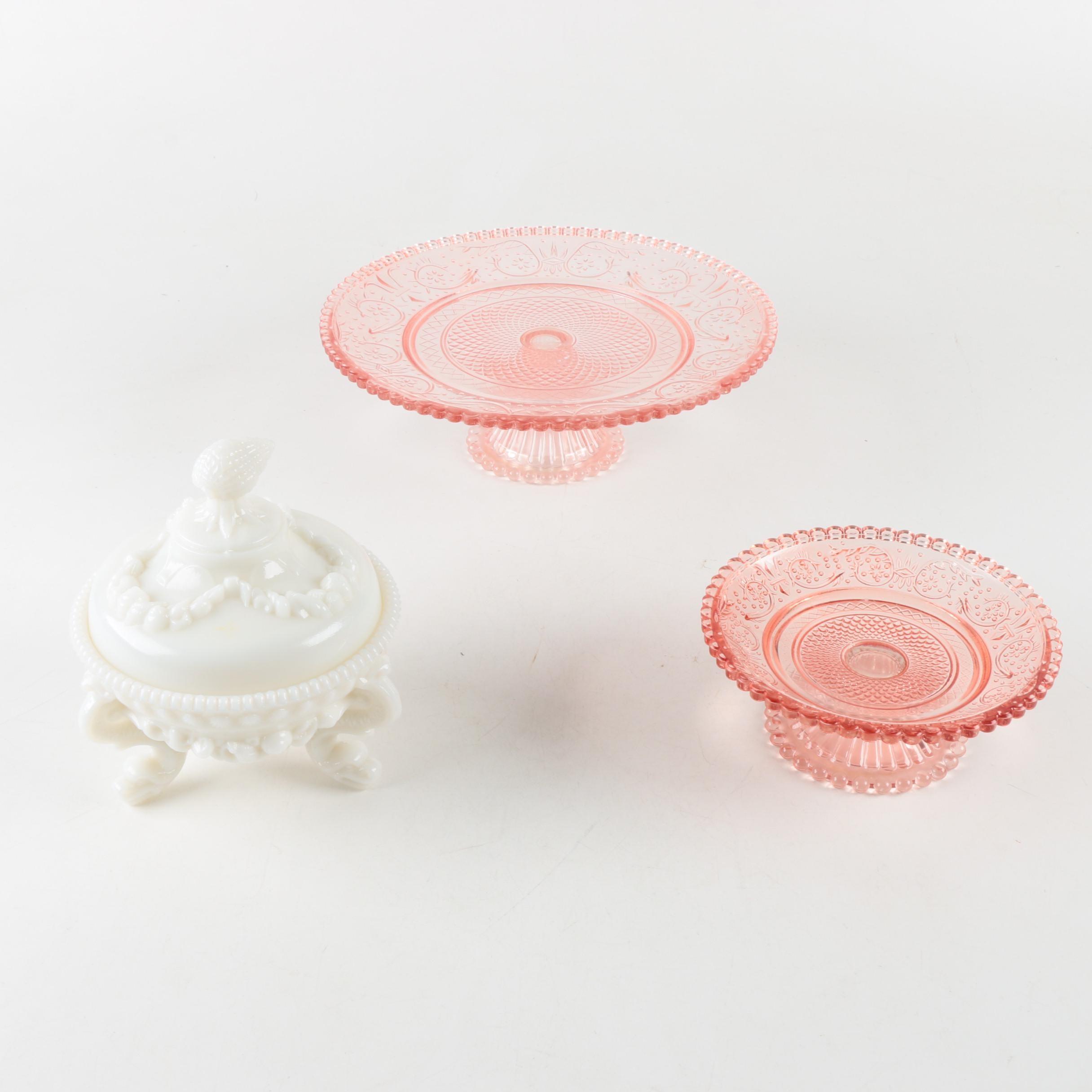 Vintage Glass Tableware