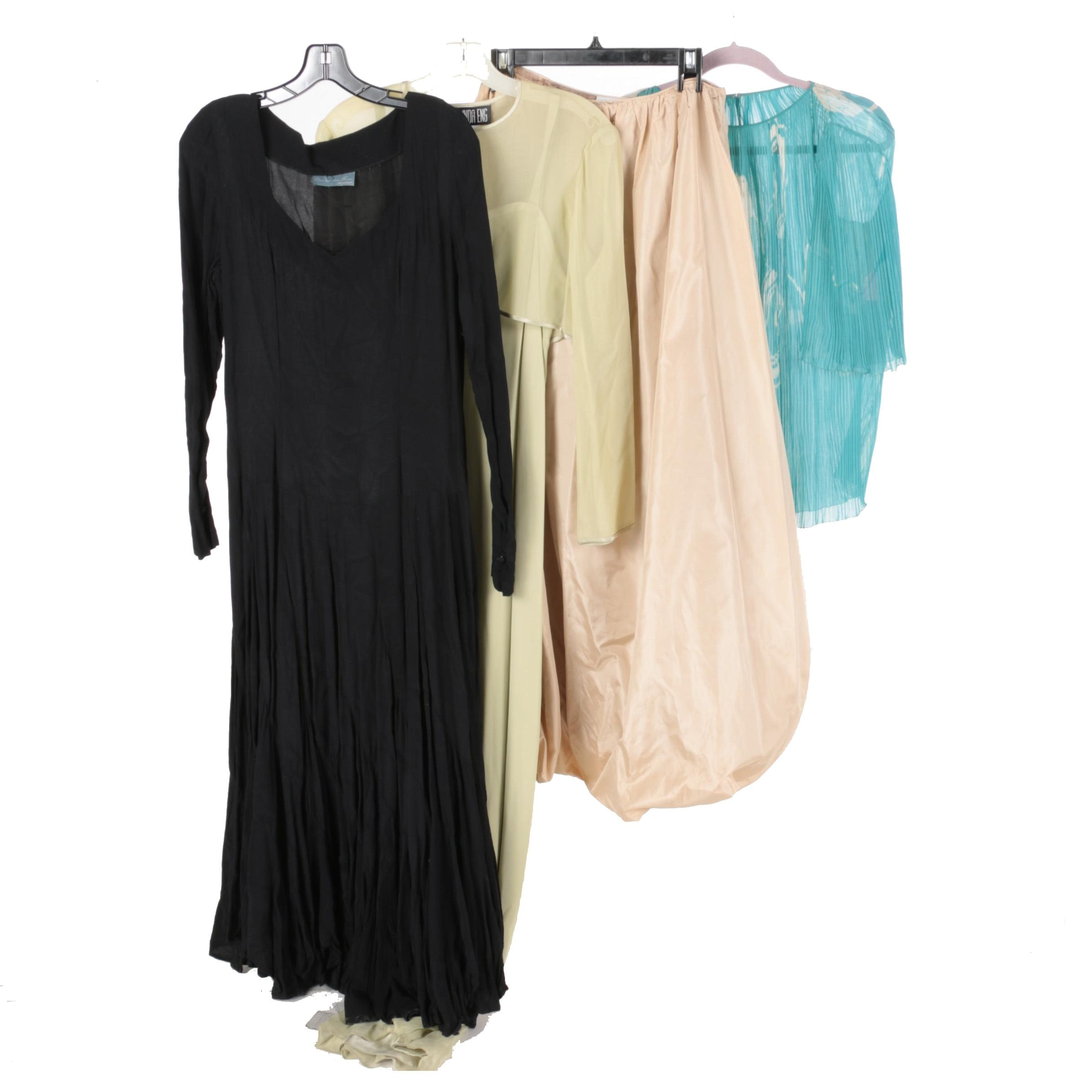 Women's Evening Wear Including Melinda Eng