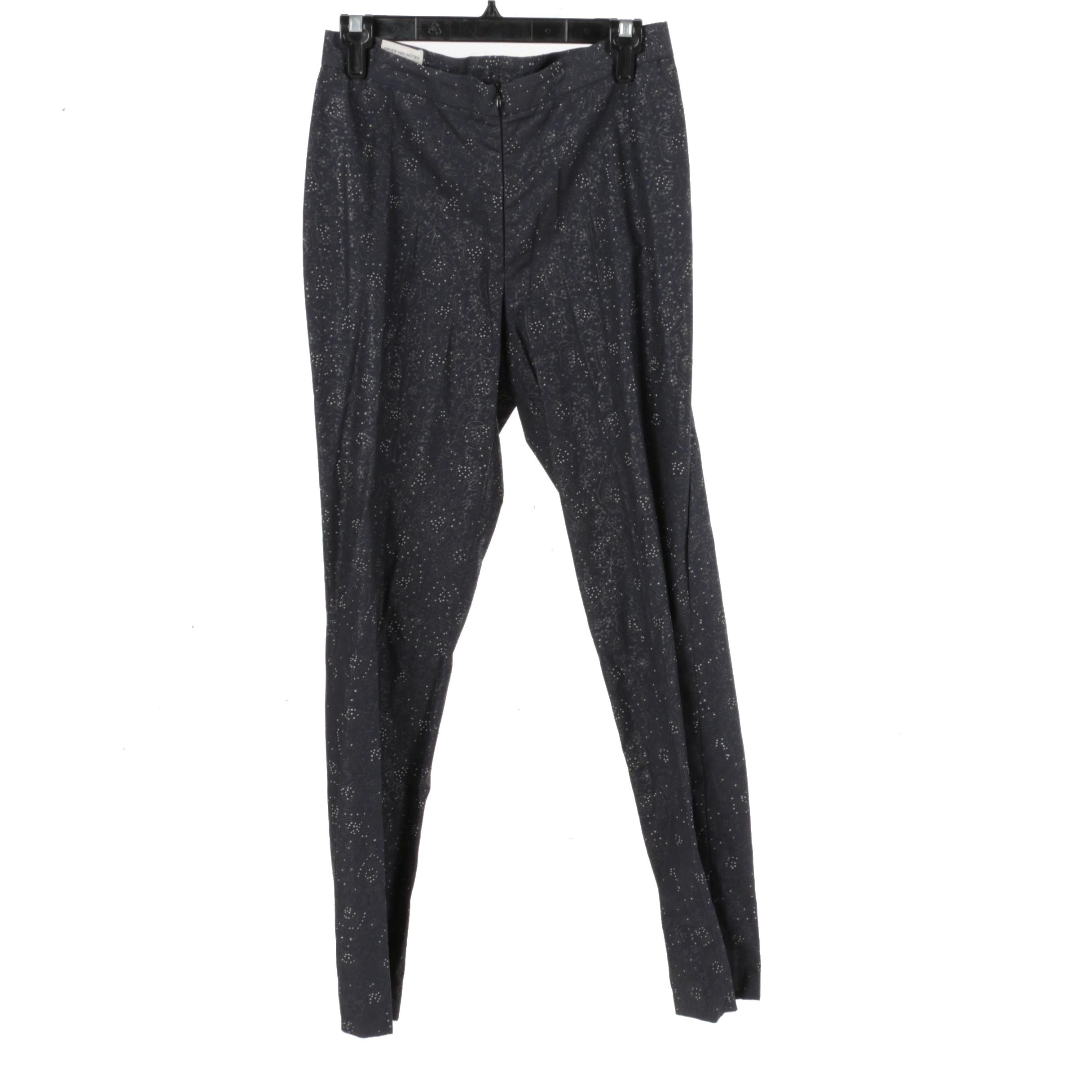 Women's Dries Van Noten Pants