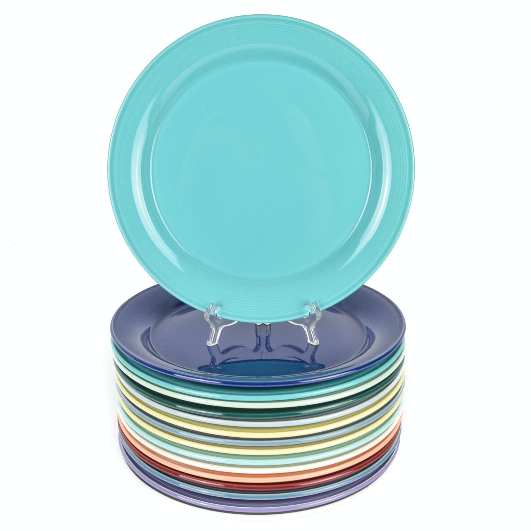 Nancy Calhoun Dinner Plates ...  sc 1 st  EBTH.com & Nancy Calhoun Dinner Plates : EBTH