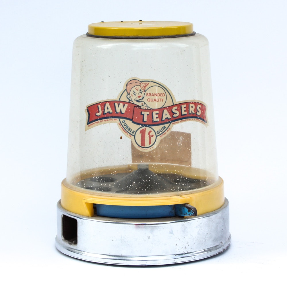 """Jaw Teasers"" Candy Dispenser"