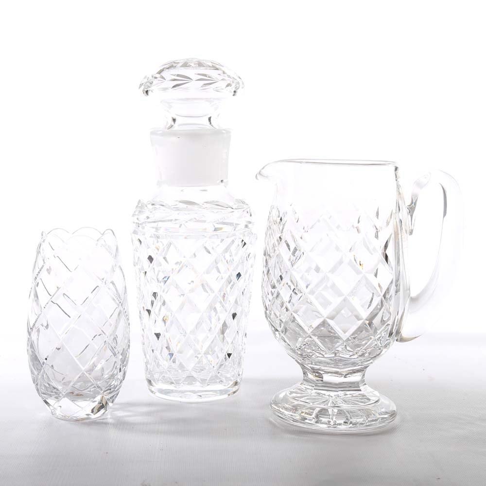 Waterford Crystal Barware ...