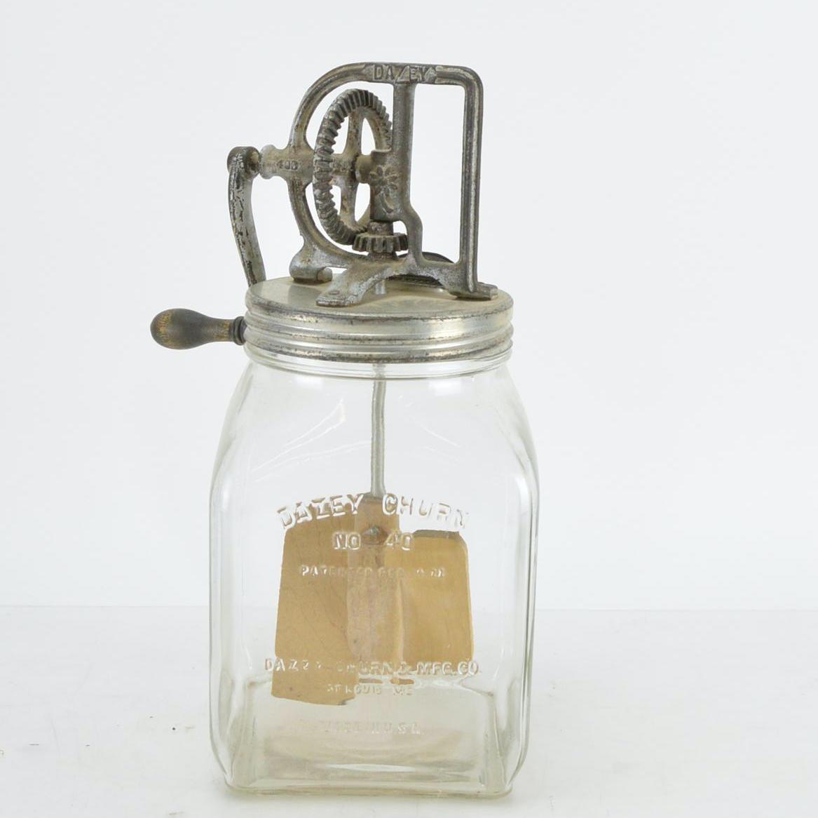 Vintage Dazey No. 40 Butter Churn