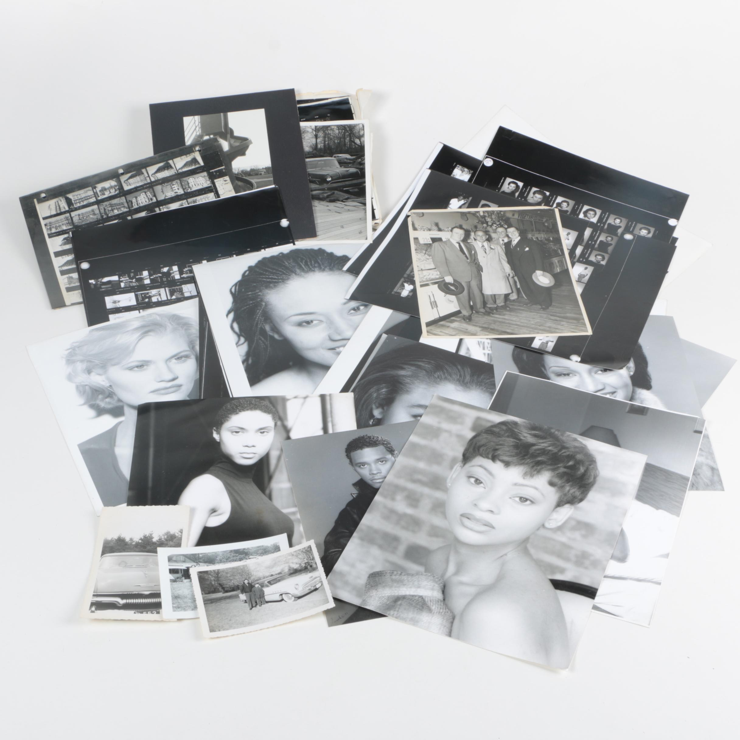 Photographs and Contact Prints