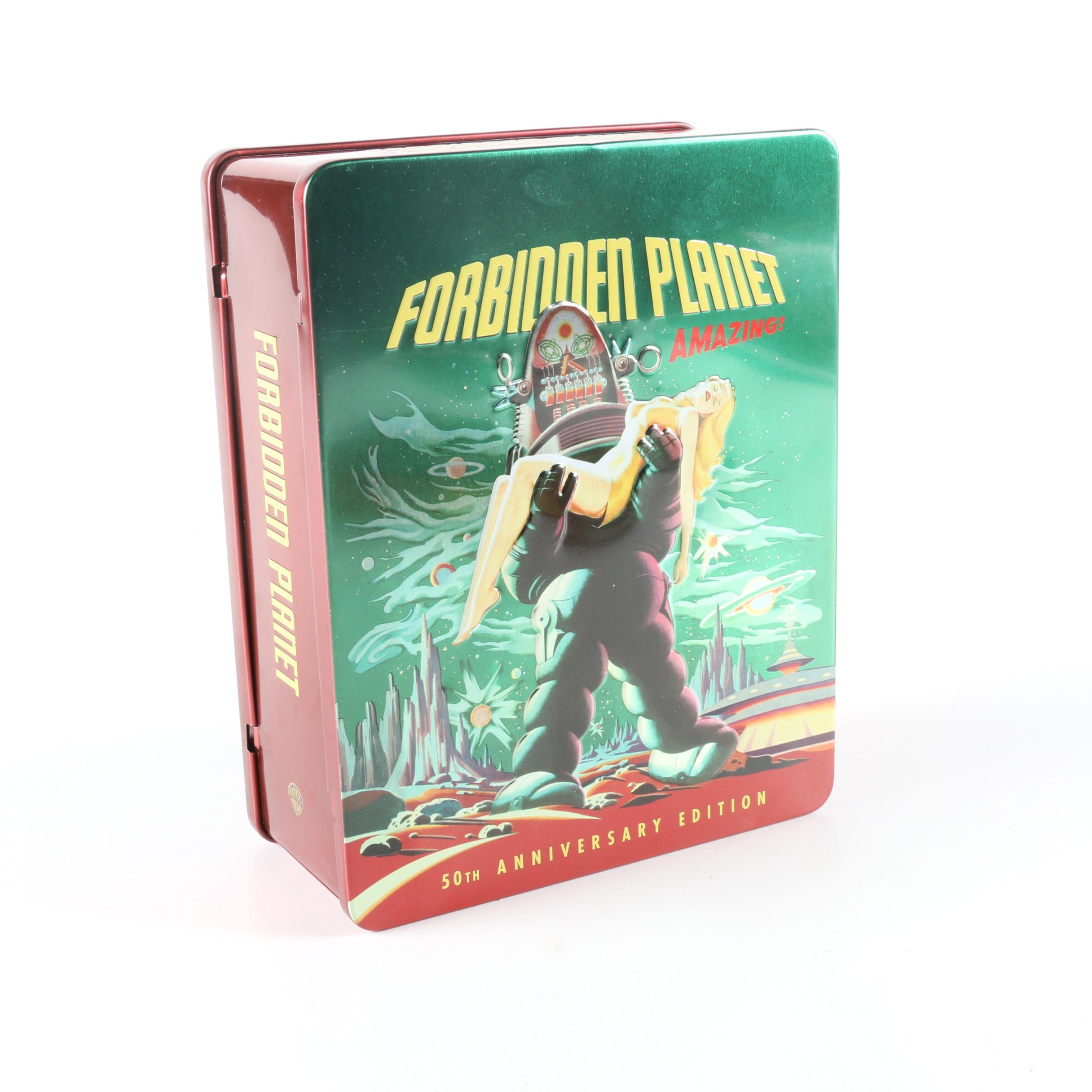 50th Anniversary Forbidden Planet Amazing Collection
