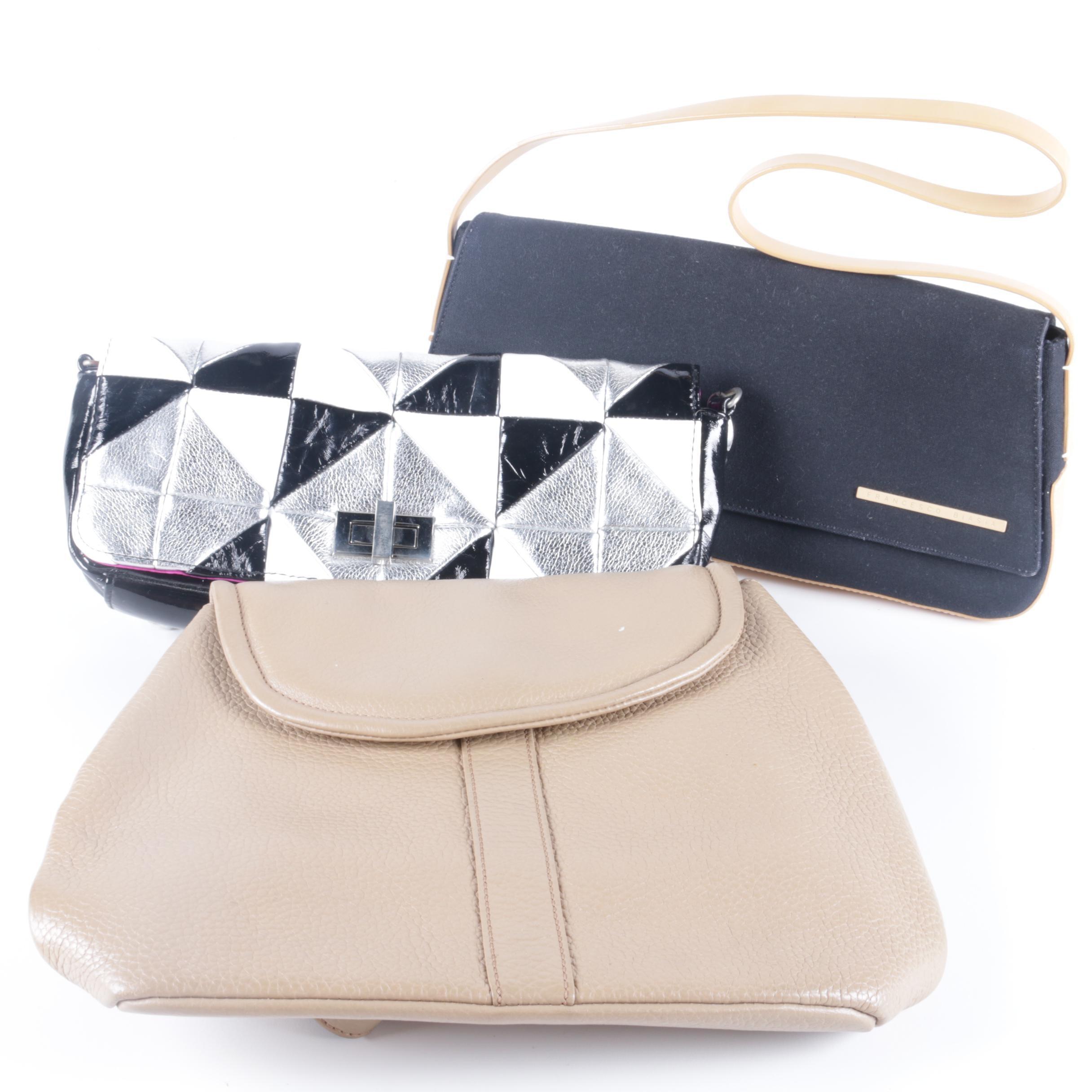 Handbags Including Francesco Biasia and Steve Madden