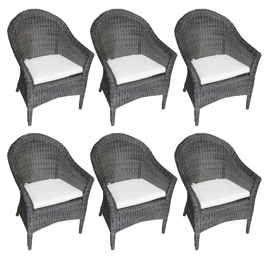Smith Hawken Outdoor Patio Chairs