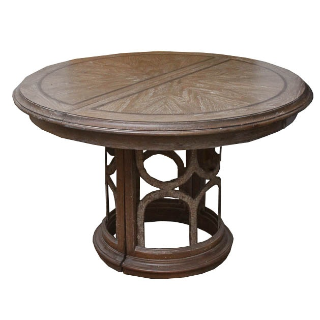 Stanley Dining Table with Leaf