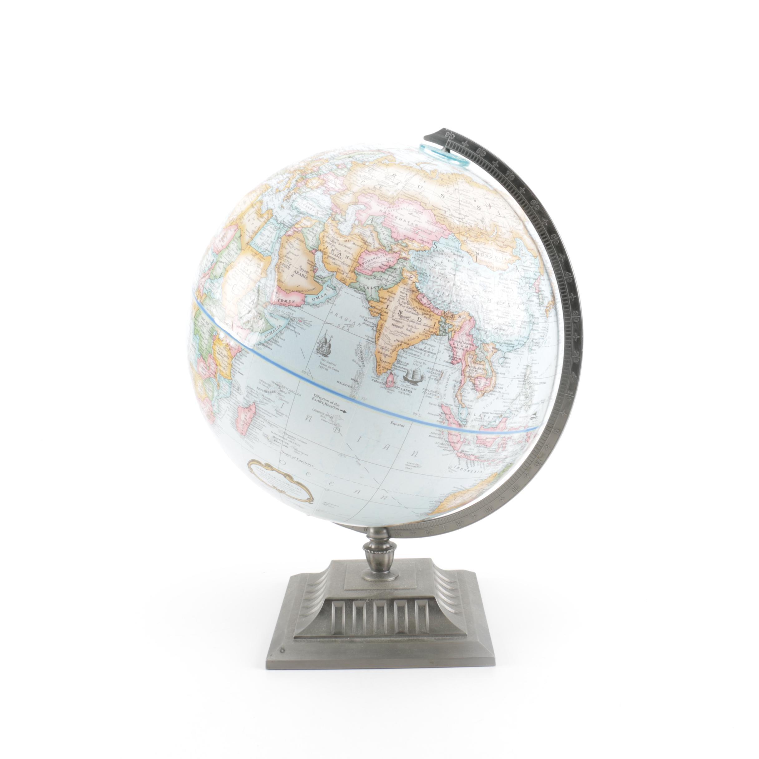 """12"""" Diameter Globe """"World Classic"""" Series"""