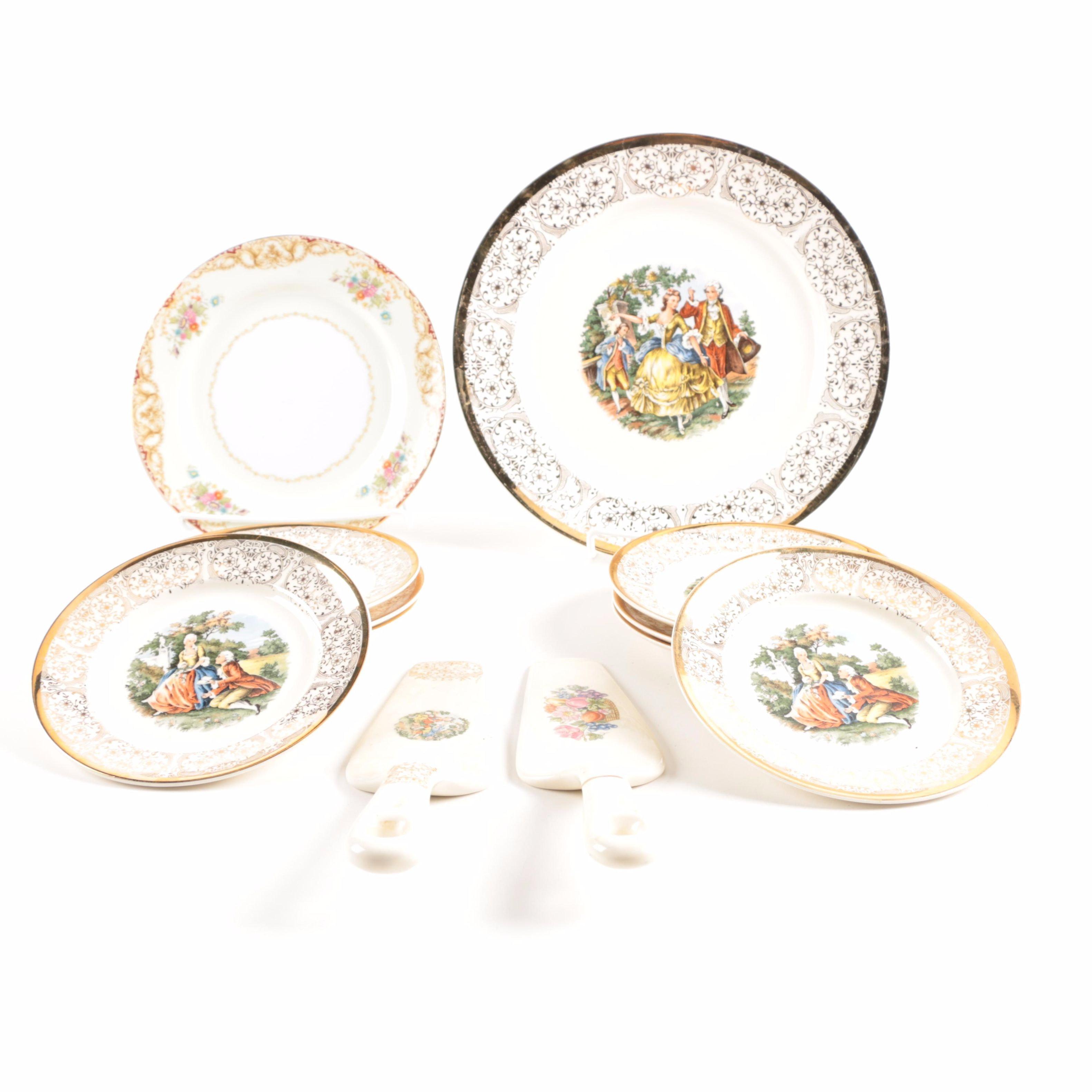 Decorative Ceramic and Porcelain Including Noritake