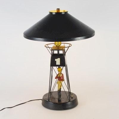 Johnnie Walker #1 Buoy Metal Table Lamp ...