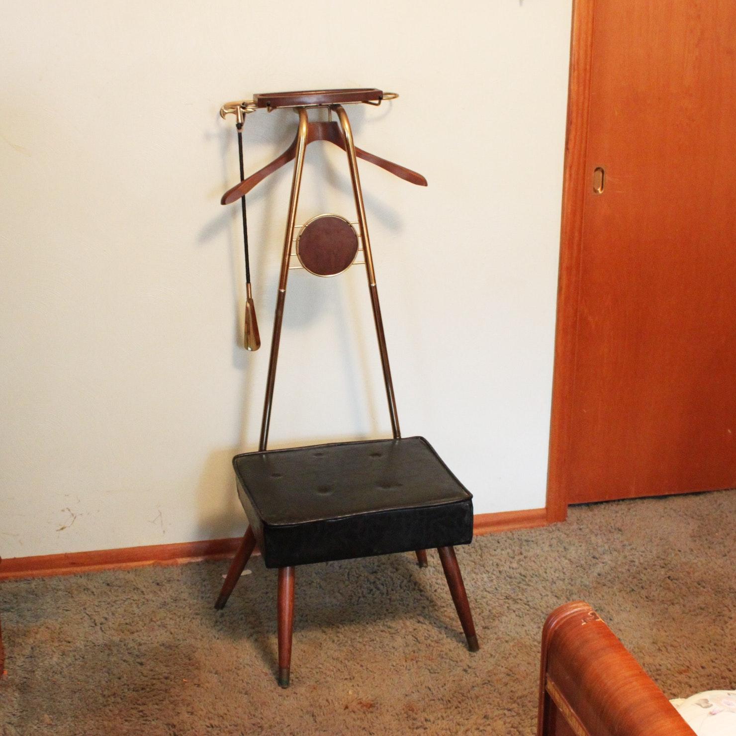 Vintage Butler's Stand