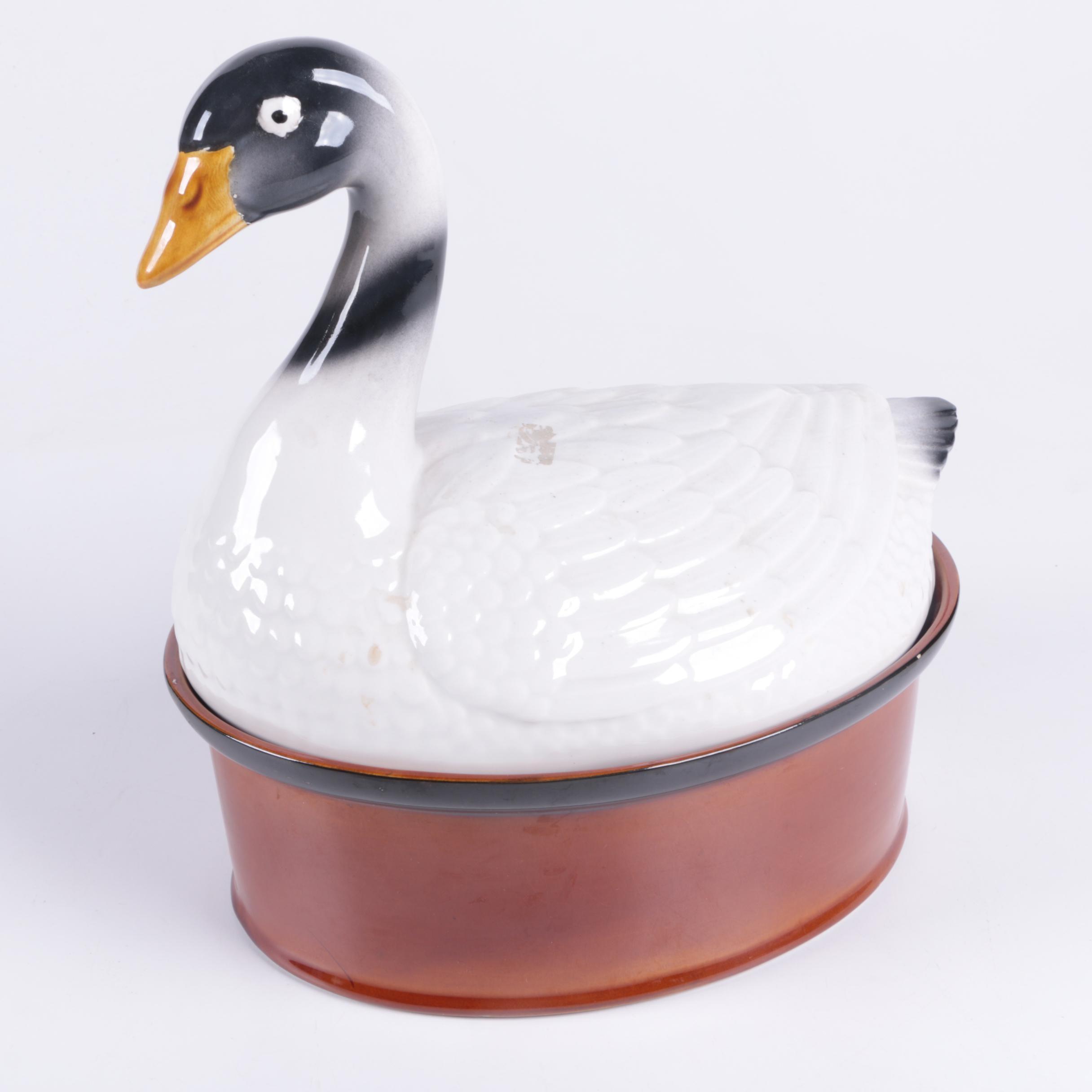 Sigma Tastesetter Duck Casserole Dish