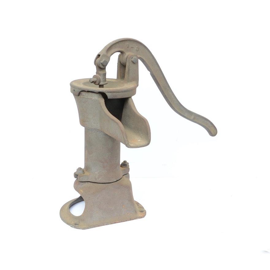 Cast Iron Kitchen Sink Water Pump Ebth