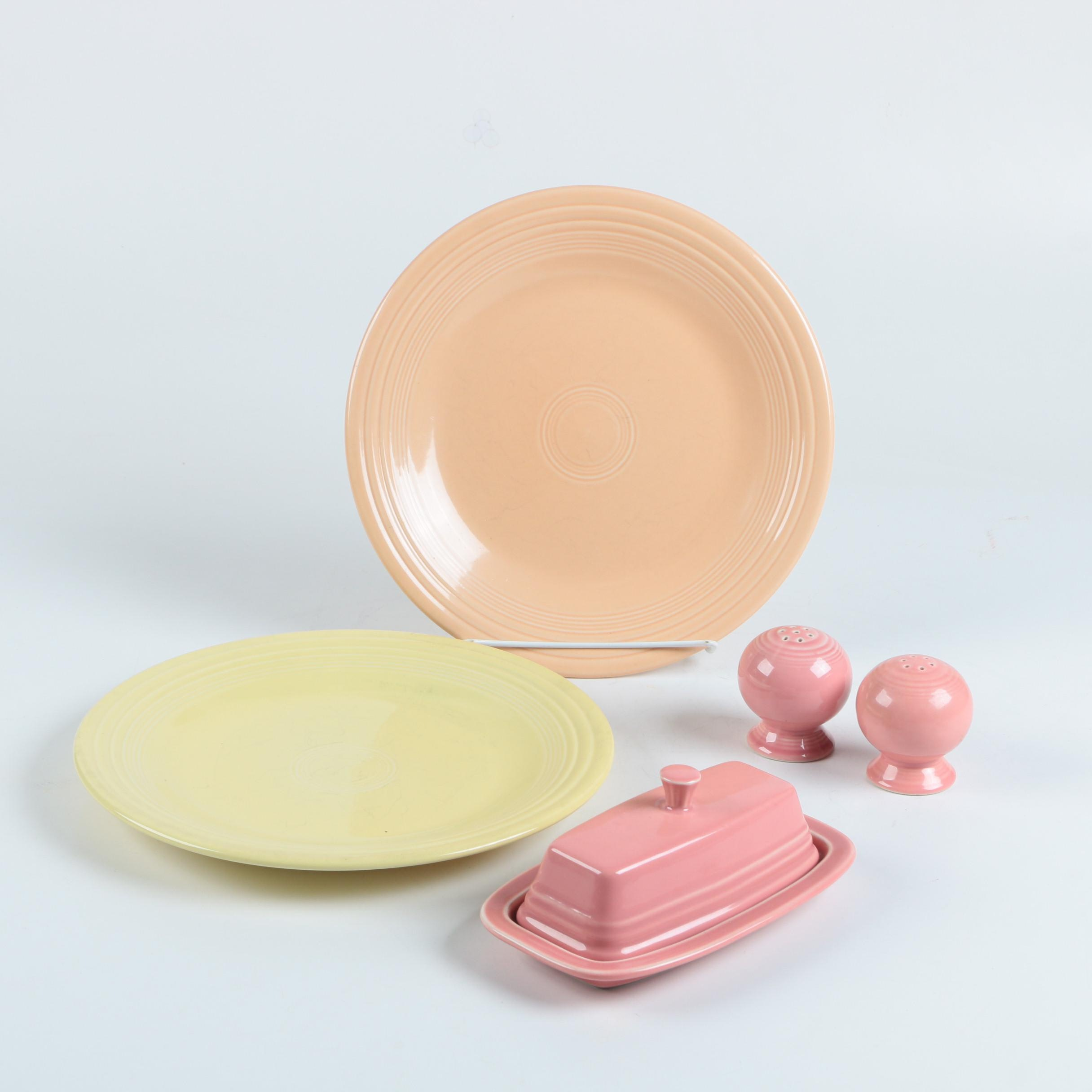 Fiestaware Tableware