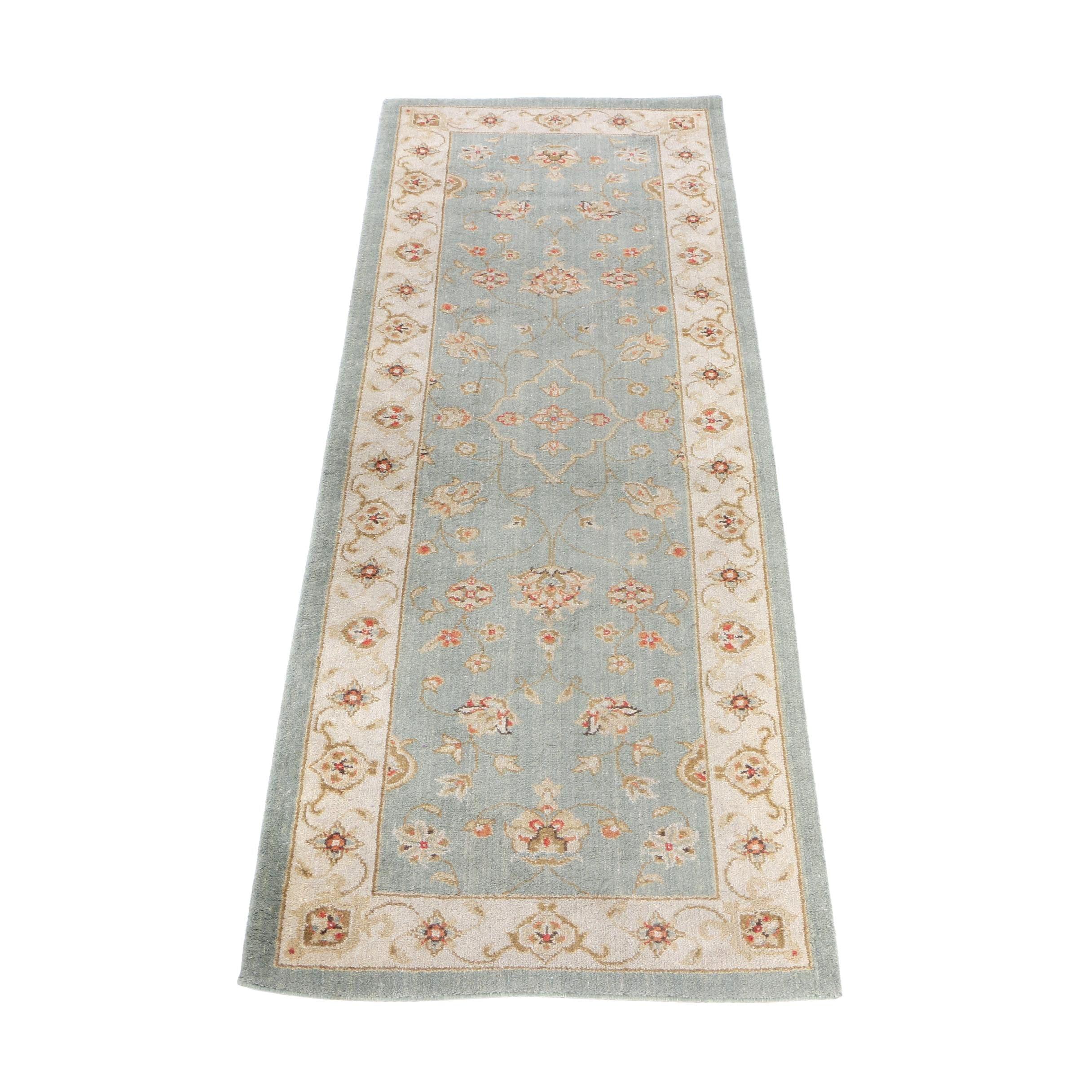 Power-Loomed Persian Style Carpet Runner