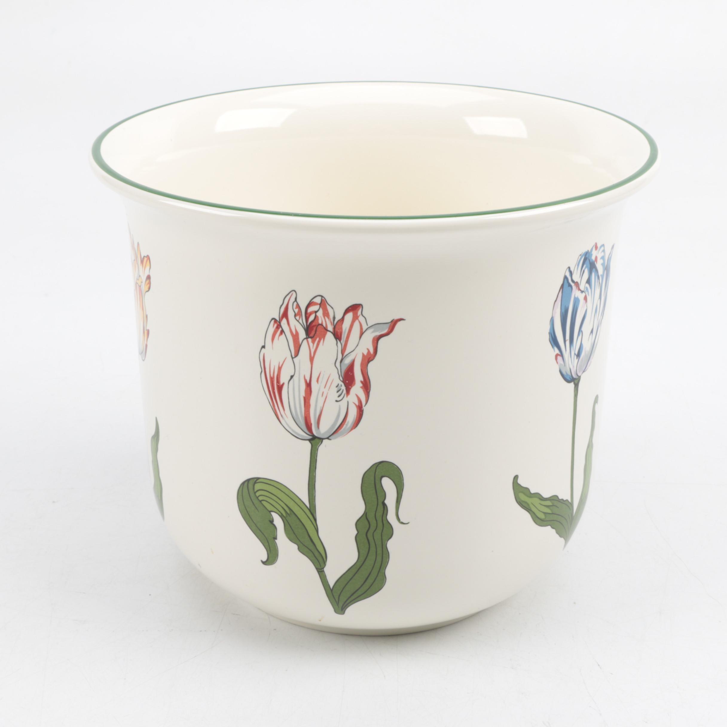 Tiffany & Co. Ceramic Planter