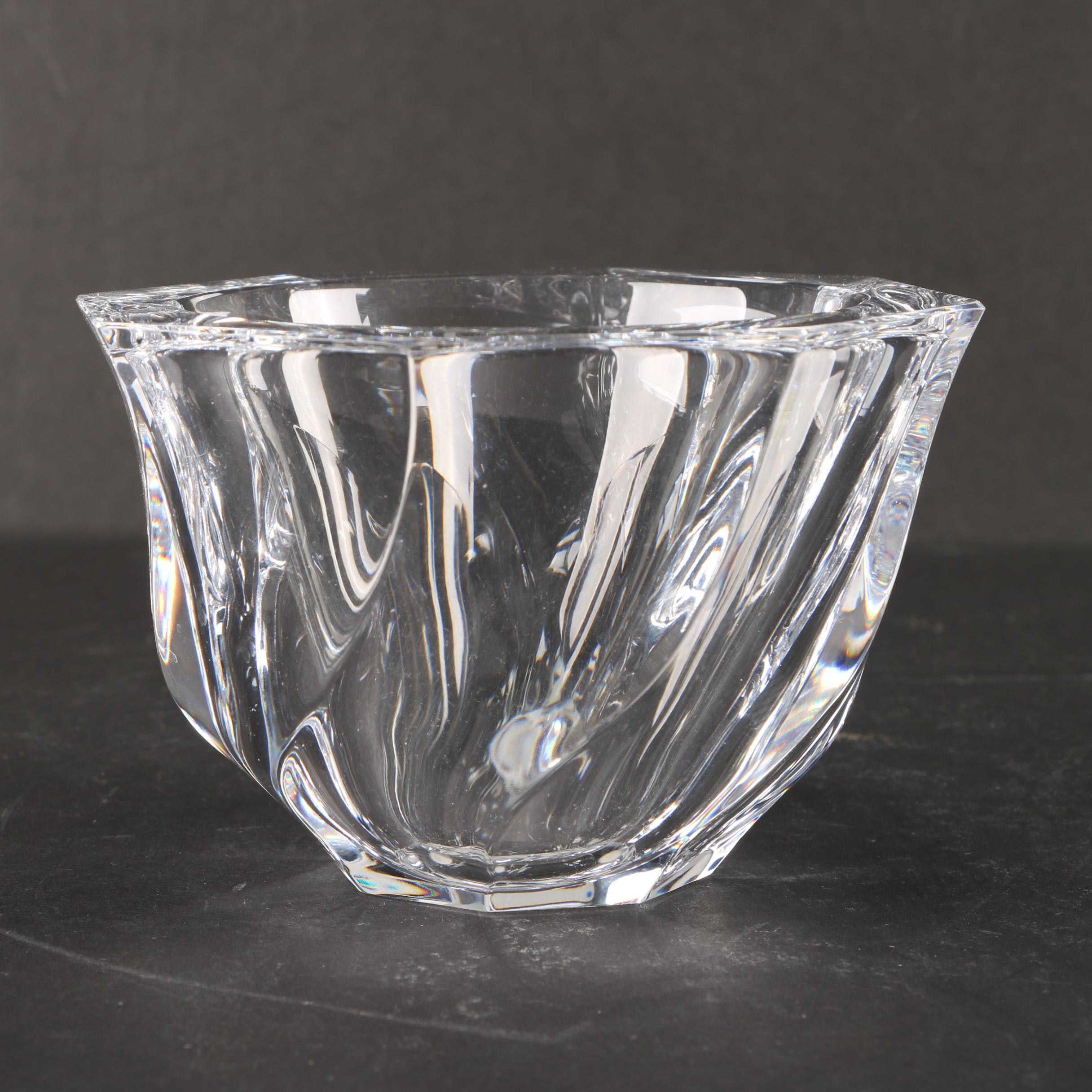Orrefors Crystal Candy Dish