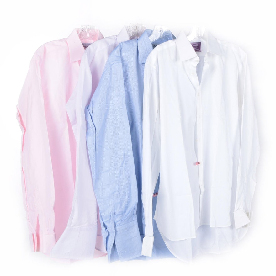 Men 39 s charles tyrwhitt button down dress shirts ebth for Mens dress shirts charles tyrwhitt