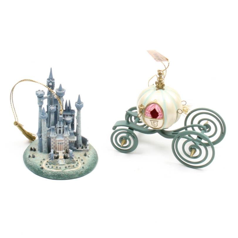 Walt Disney Classics Collection Cinderella Ornaments