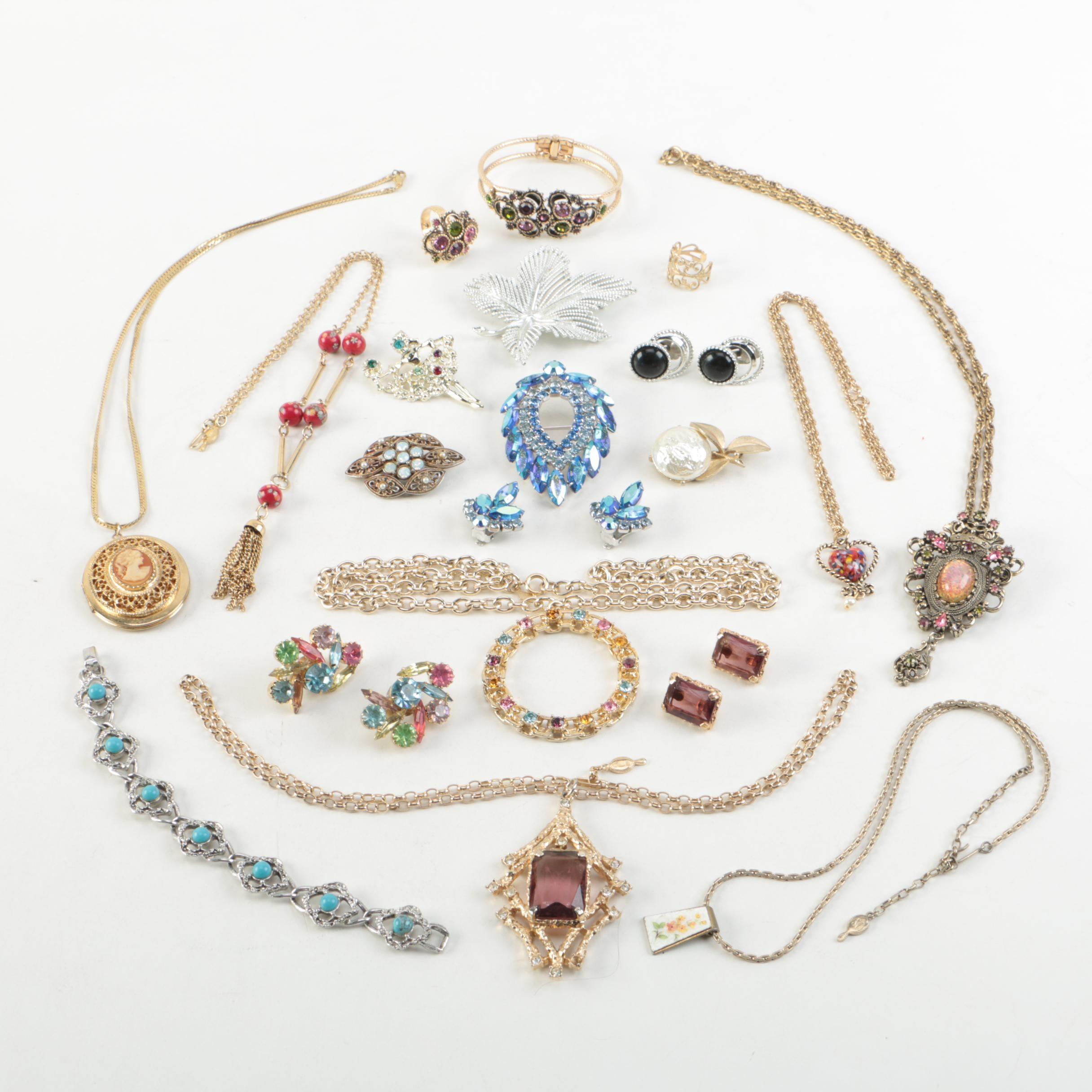 c4e0c047244 Sarah Coventry Costume Jewelry & SALE 50% OFF ~ 70S Costume Jewelry ...