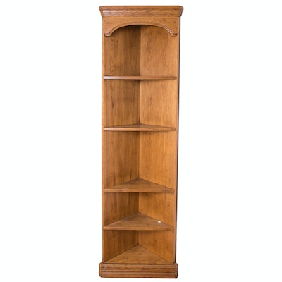 Corner Shelf - Online Furniture Auctions Vintage Furniture Auction Antique