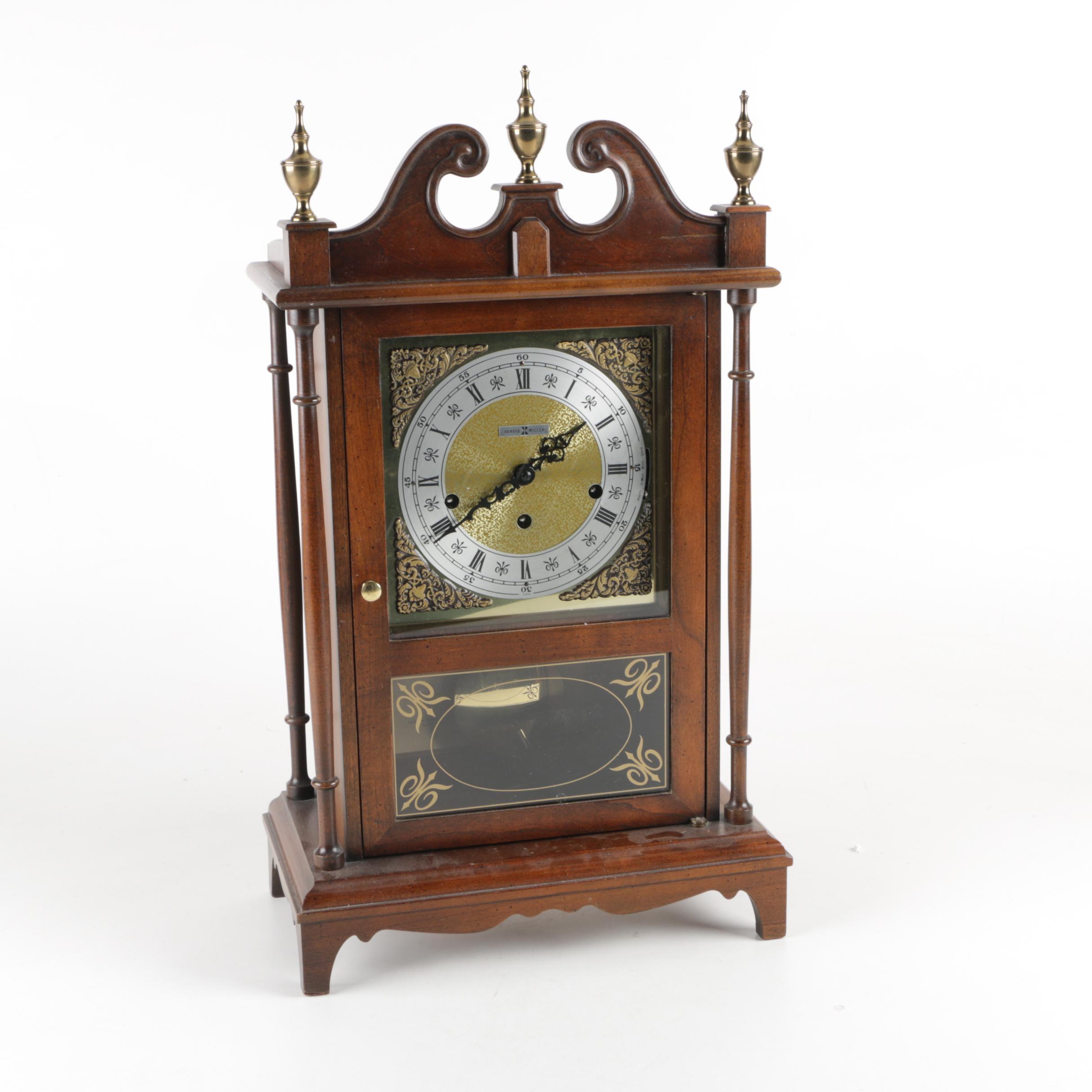 Merveilleux Howard Miller #4993 Triple Chime Mantel Clock ...