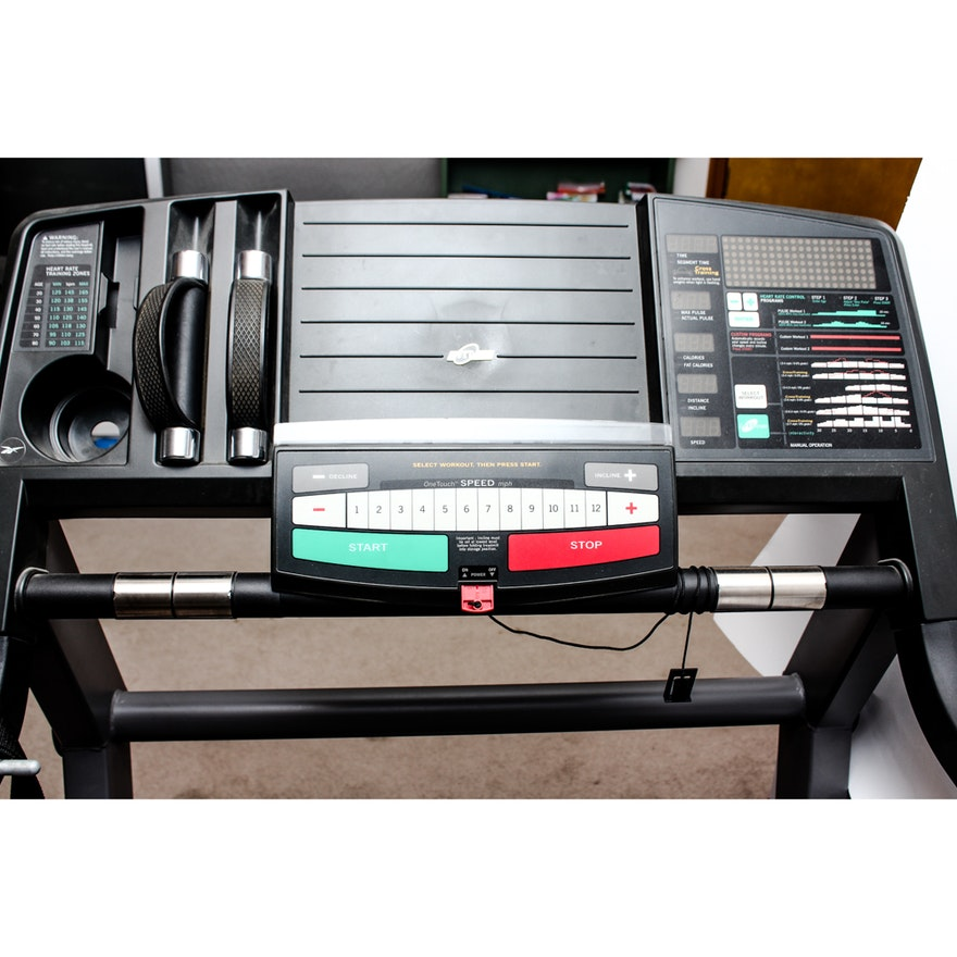 Reebok Rx 5000 Treadmill Ebth
