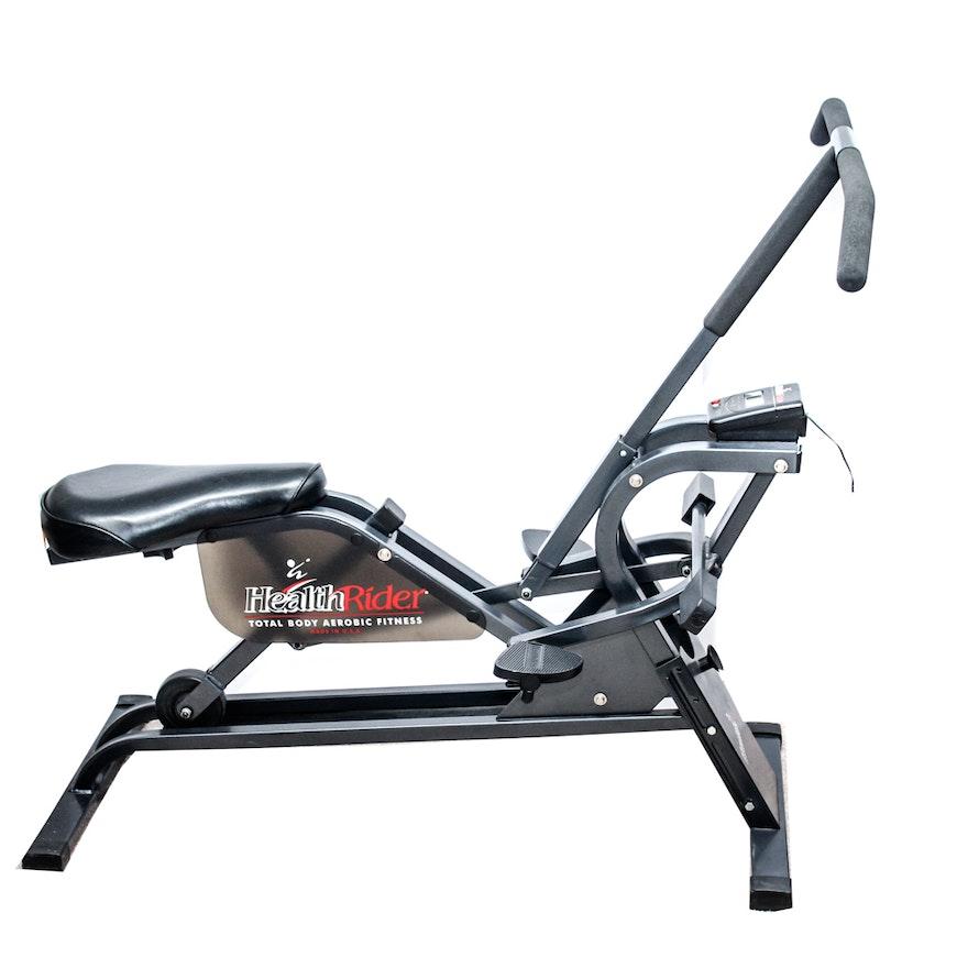 Health Rider Total Body Aerobic Fitness Machine
