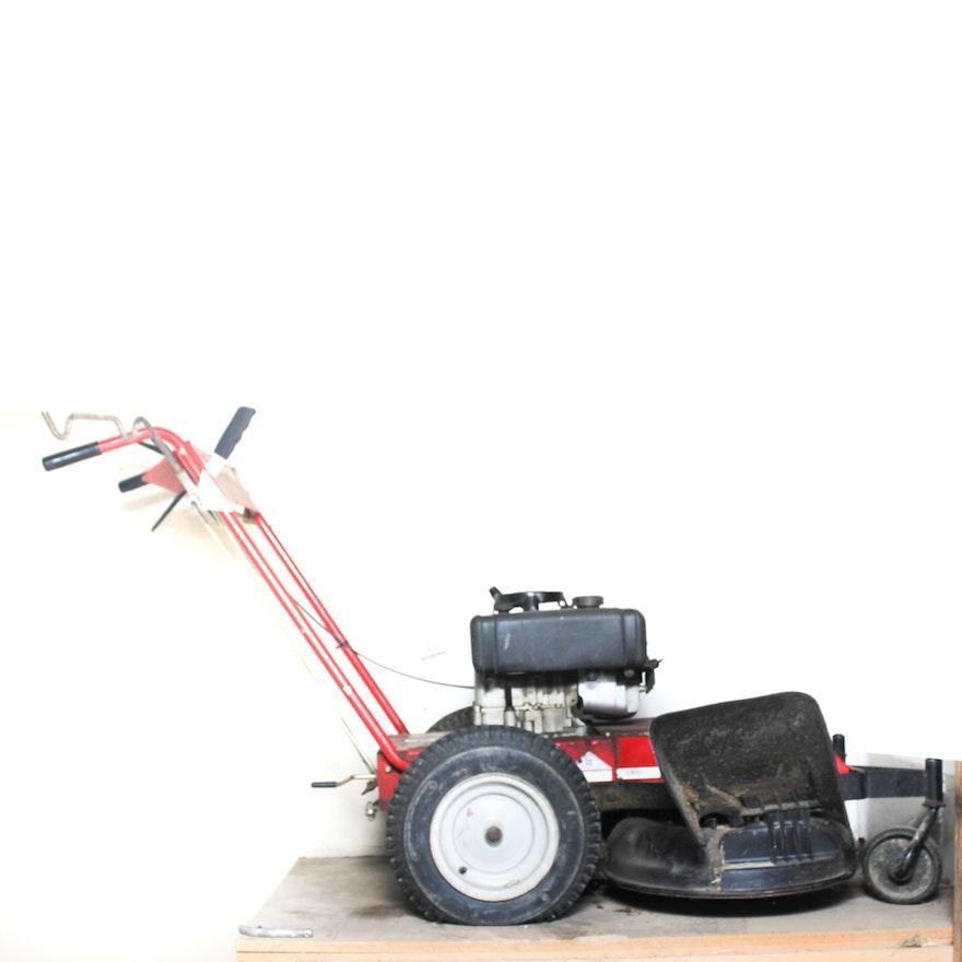 Troy Bilt Self Propelled Wide Cut Mower