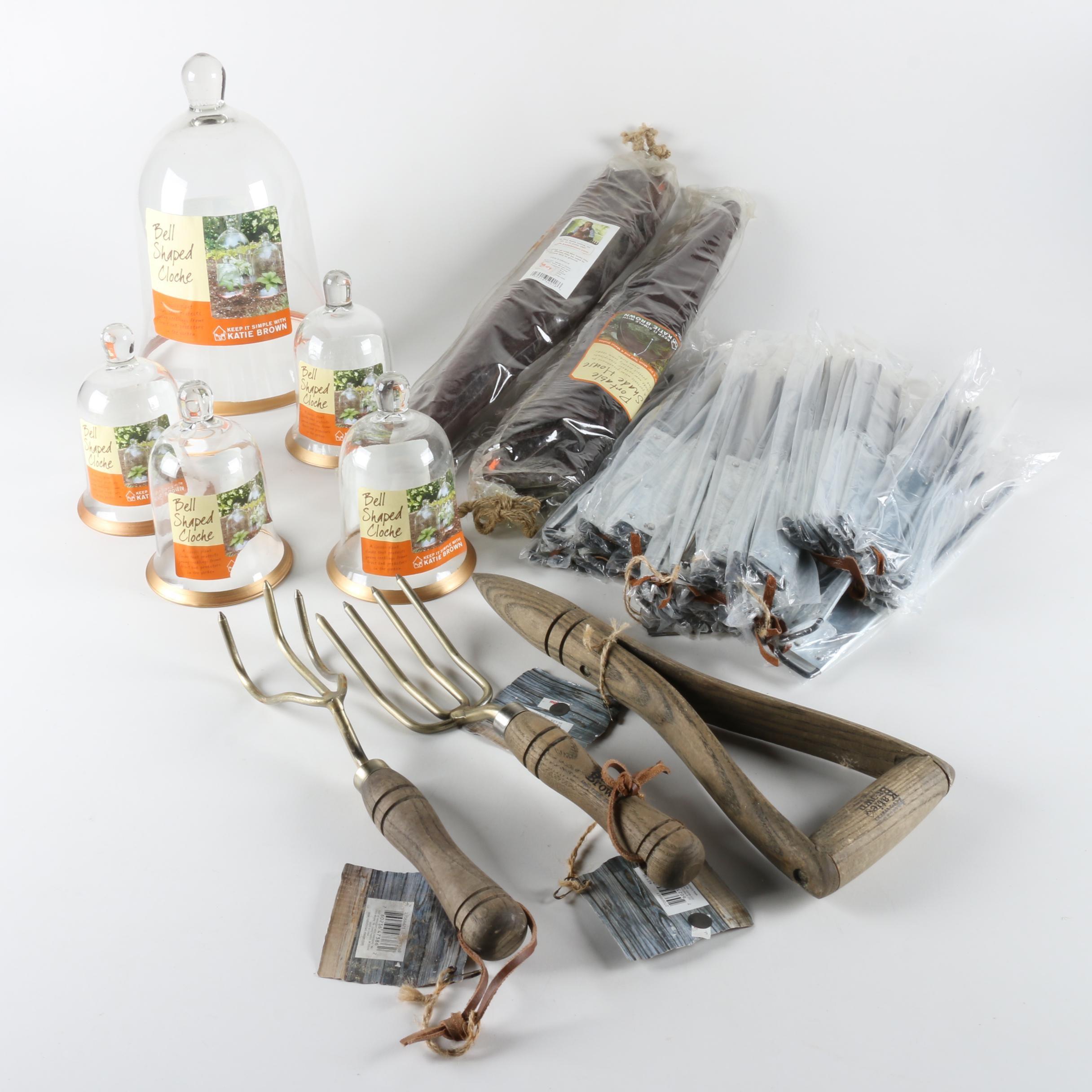 Katie Brown Brand Gardening Items