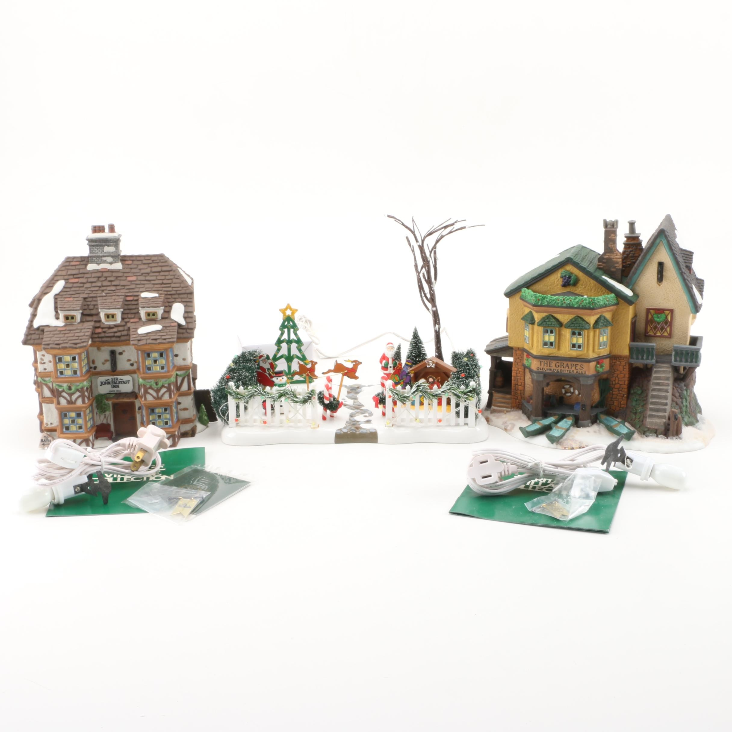 """Department 56 Including """"Dickens' Village"""" Series"""