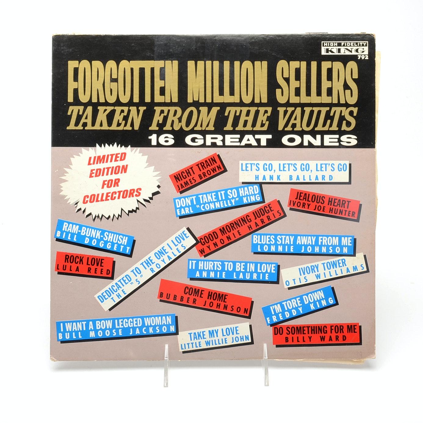 "Vintage King Records ""Forgotten Million Sellers"" LP"
