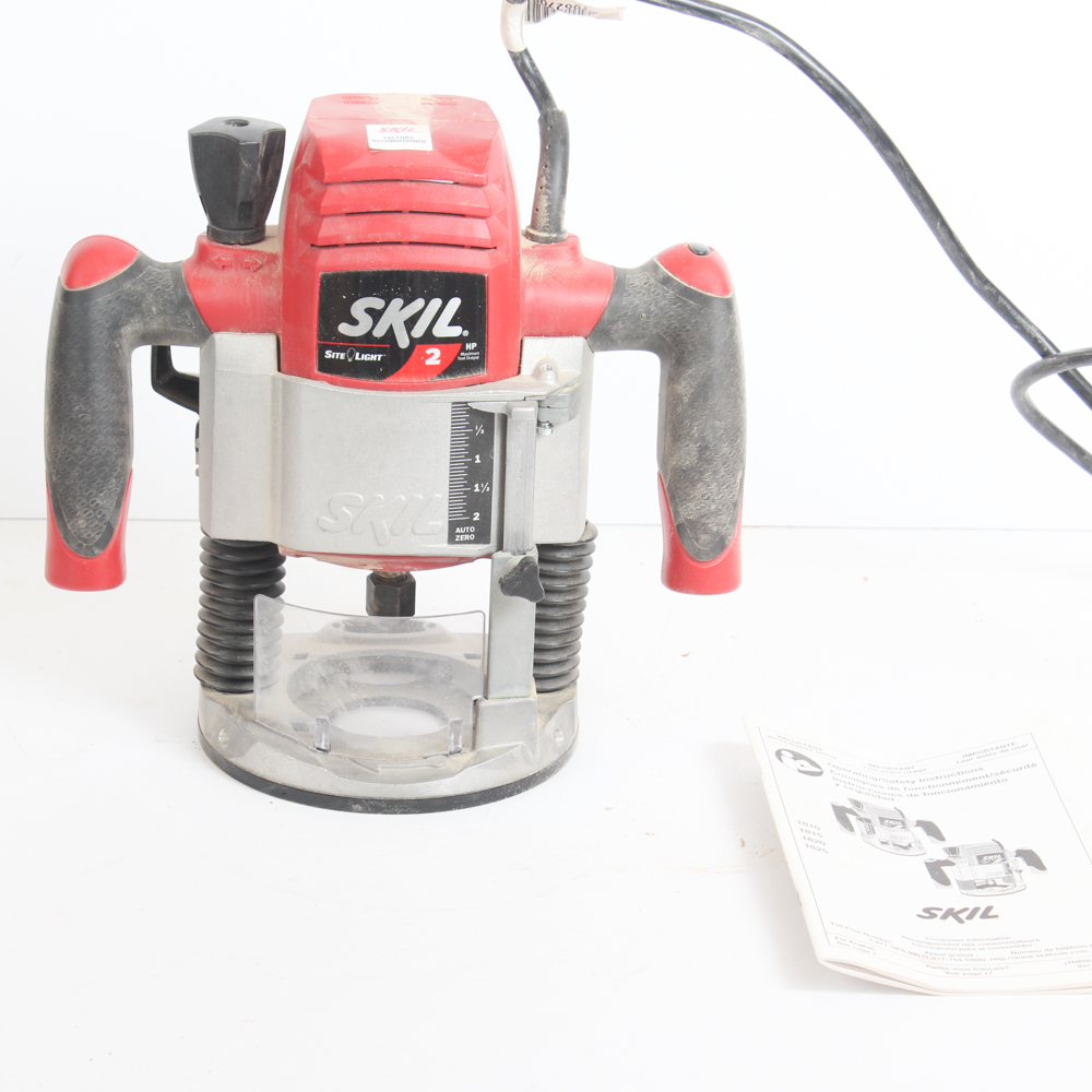 skil plunge router. skil 1820 plunge router