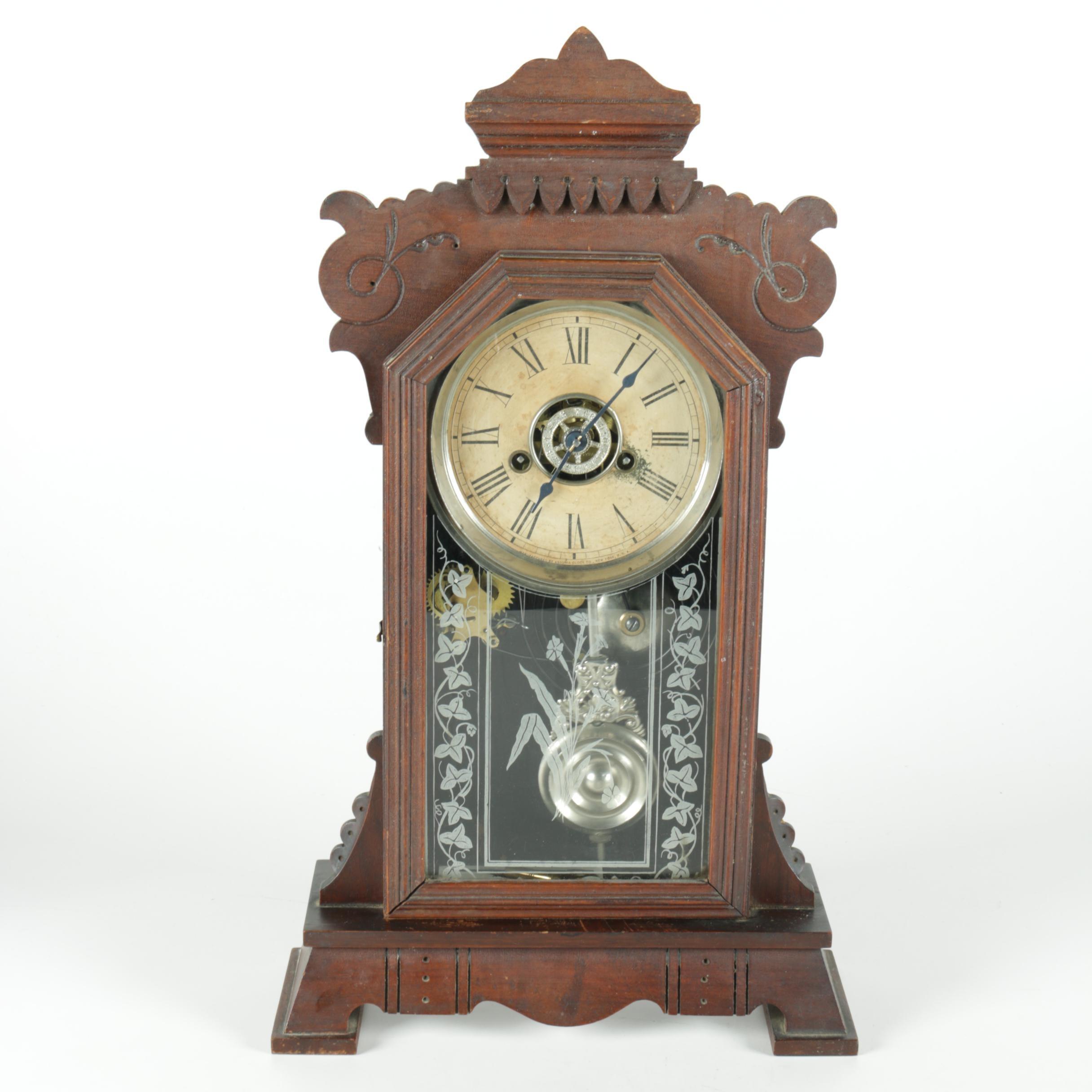 Ansonia Fulda Mantel Clock