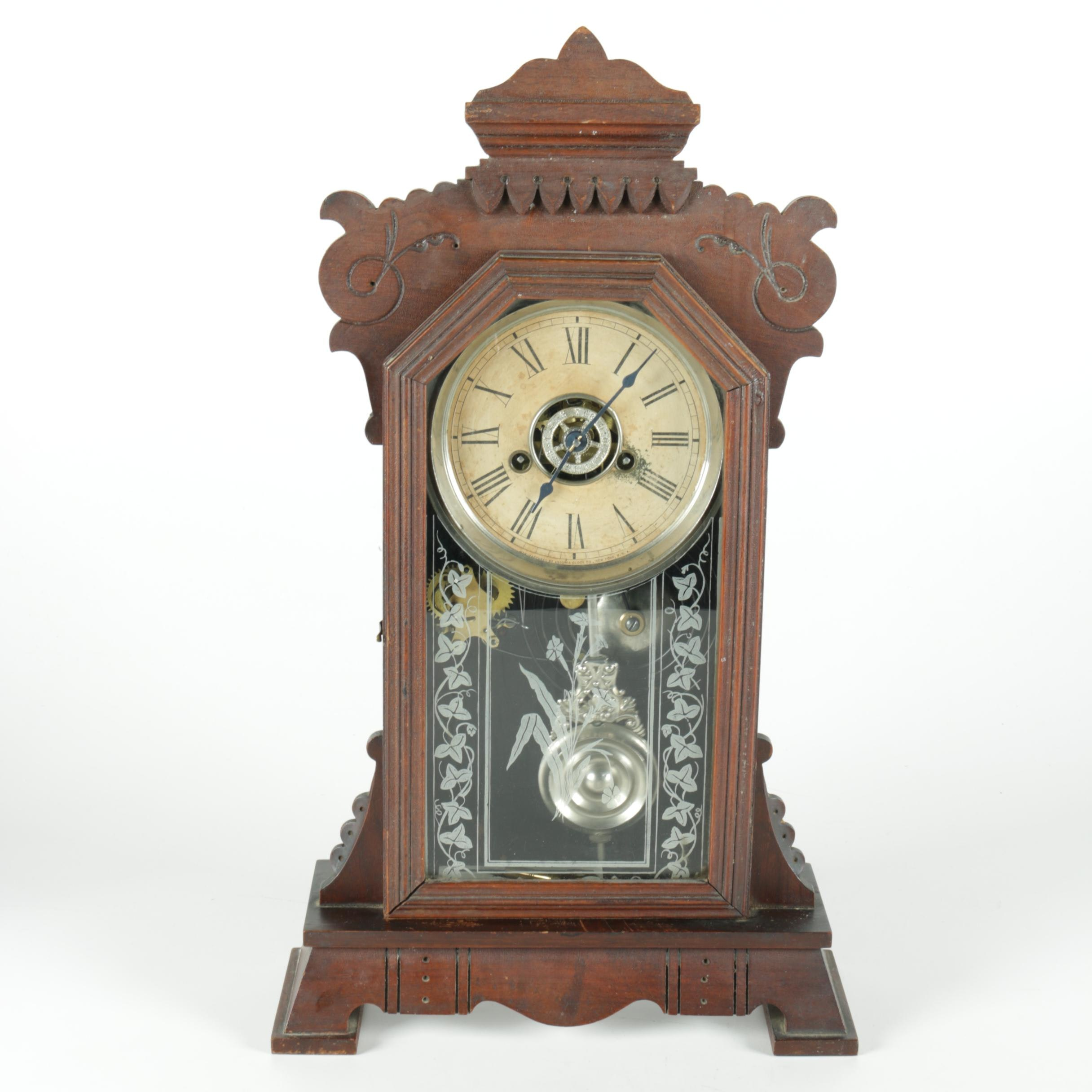Ansonia Fulda Mantel Clock