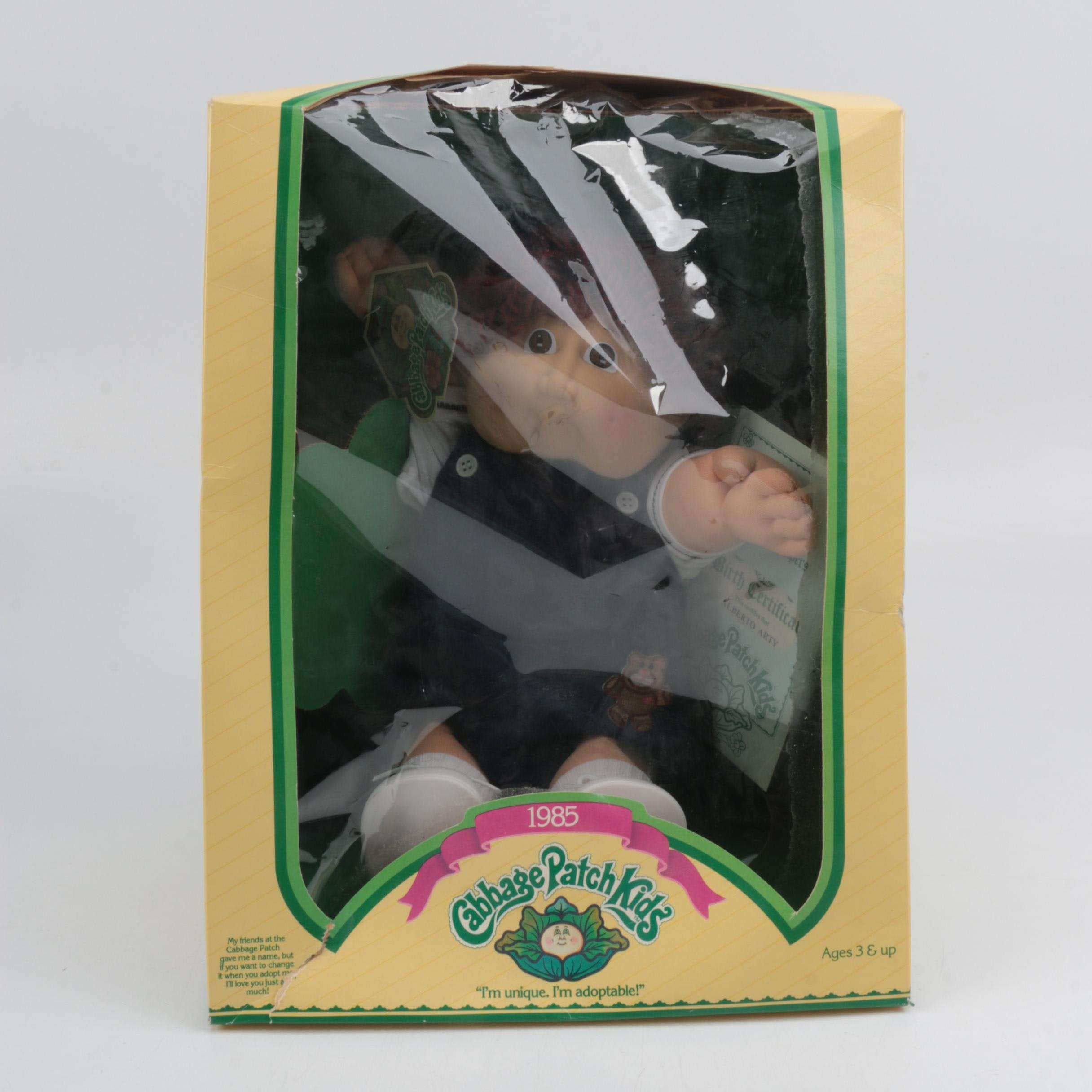 "1985 ""Cabbage Patch Kids"" Doll"