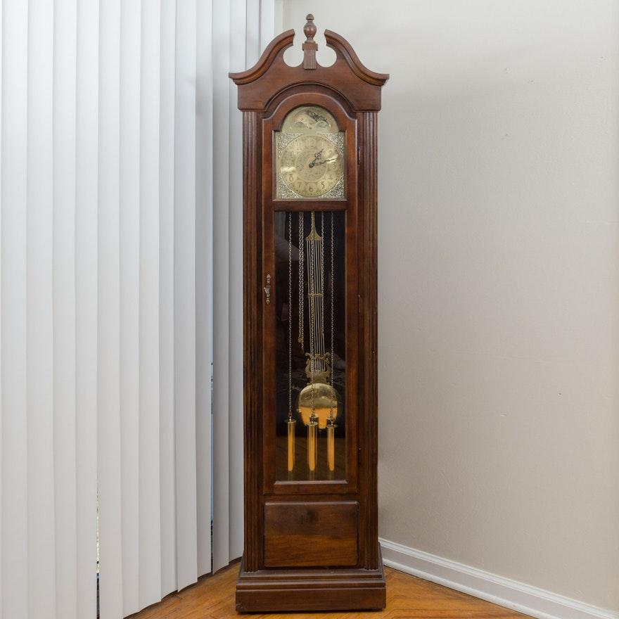 Viking Clock Company Grandfather