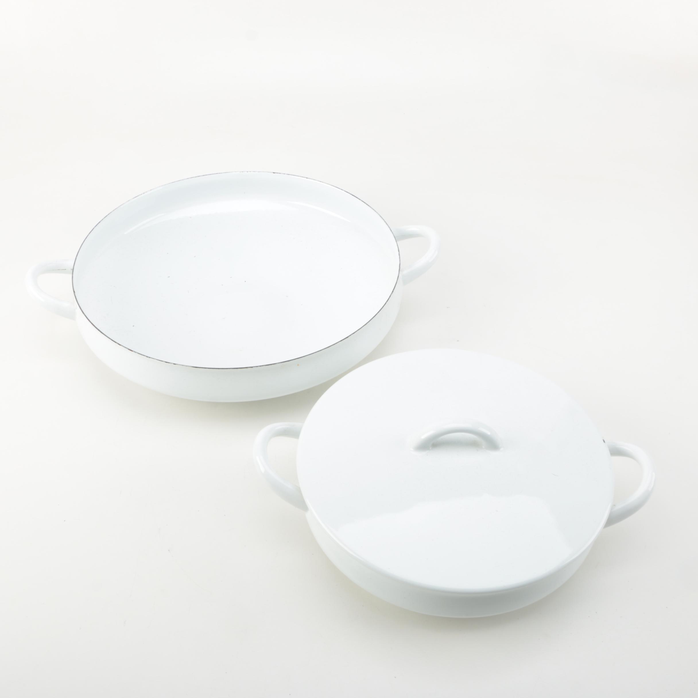 Dansk Enameled Cast Iron Cookware