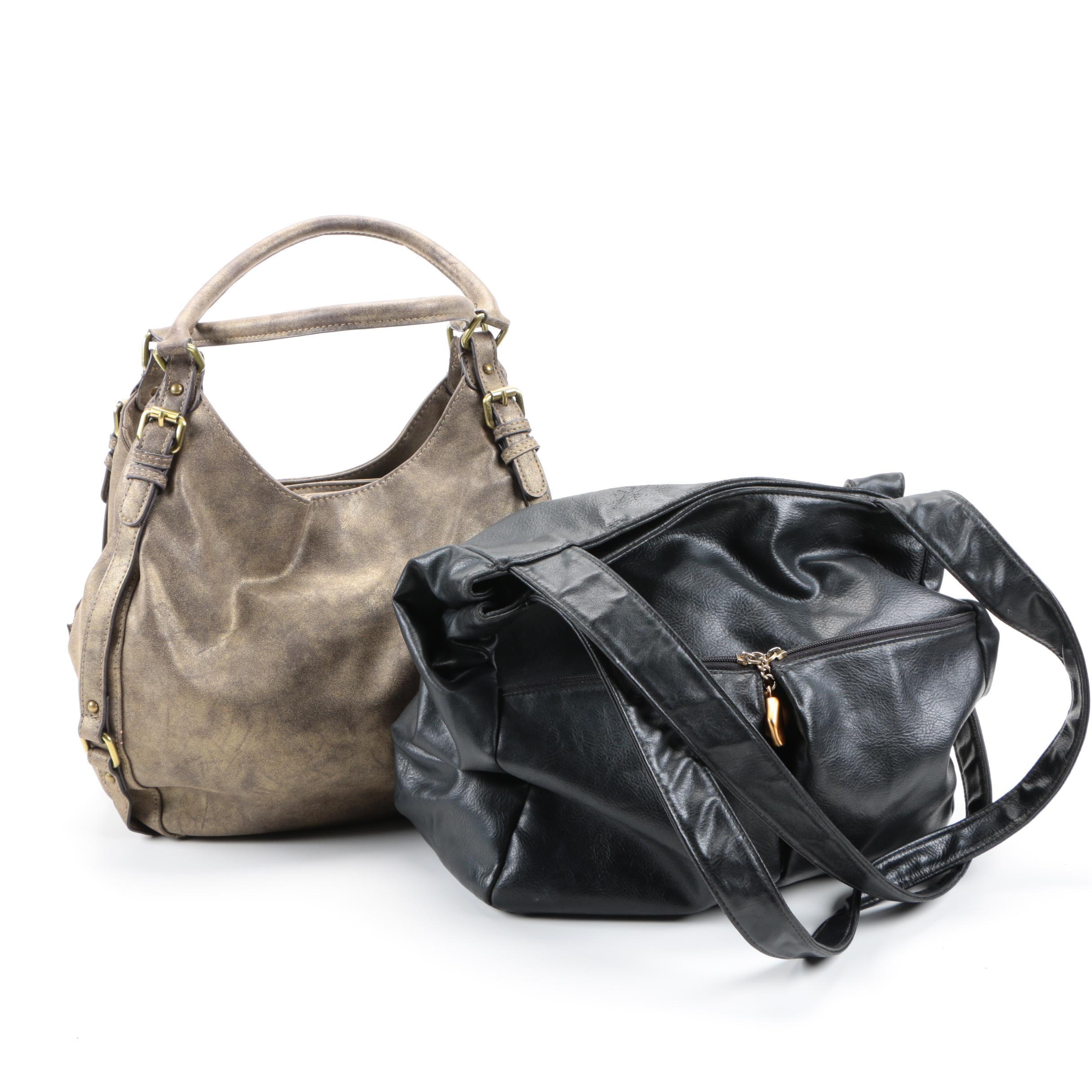 Double Strap Shoulder Bags Including Merona