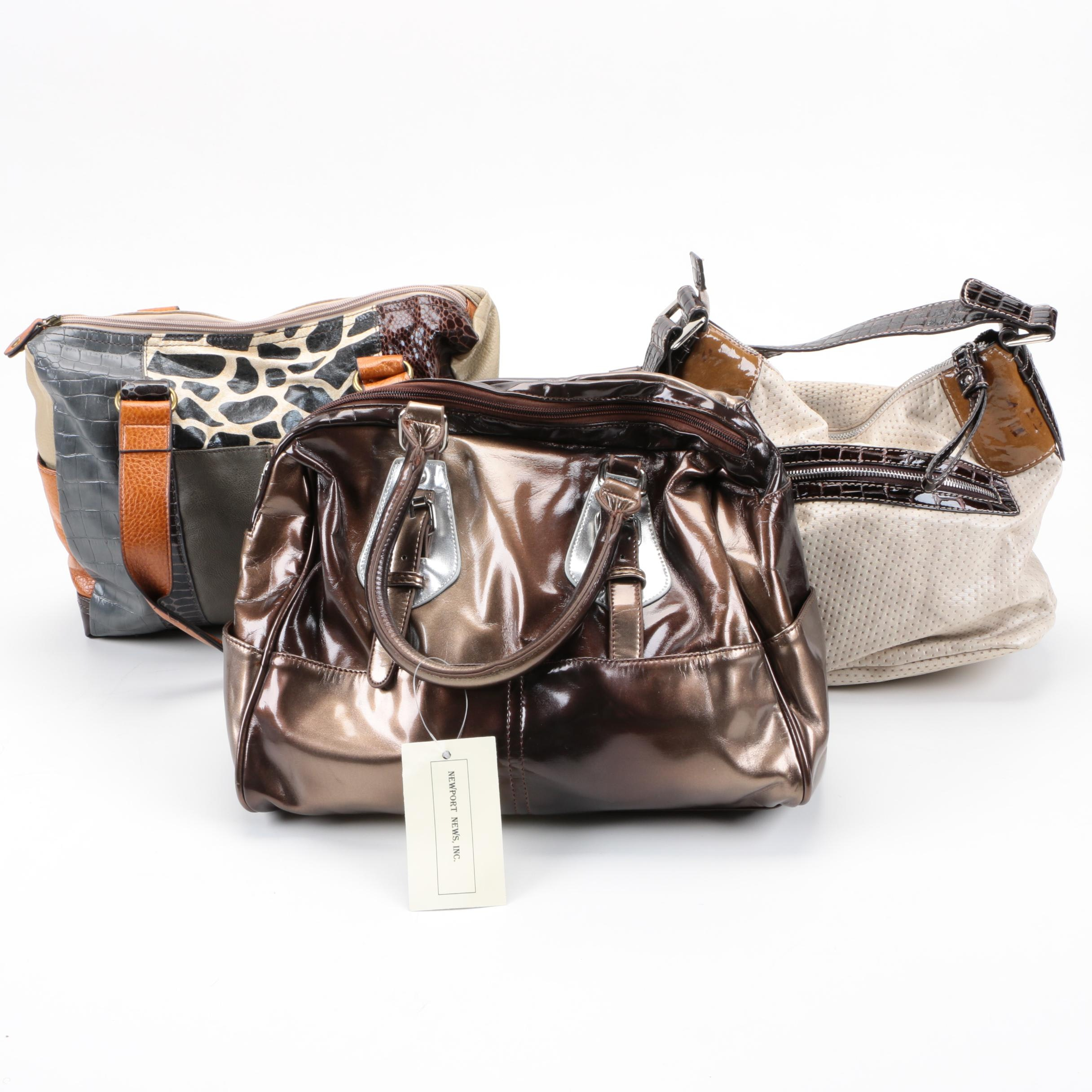 Shoulder Bags Including Guess