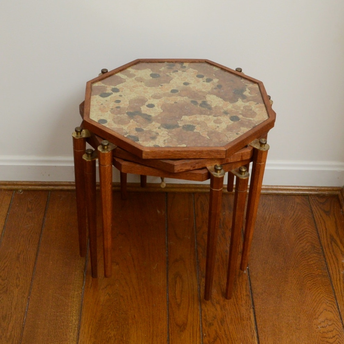 Beau Vintage Stacking Tables ...