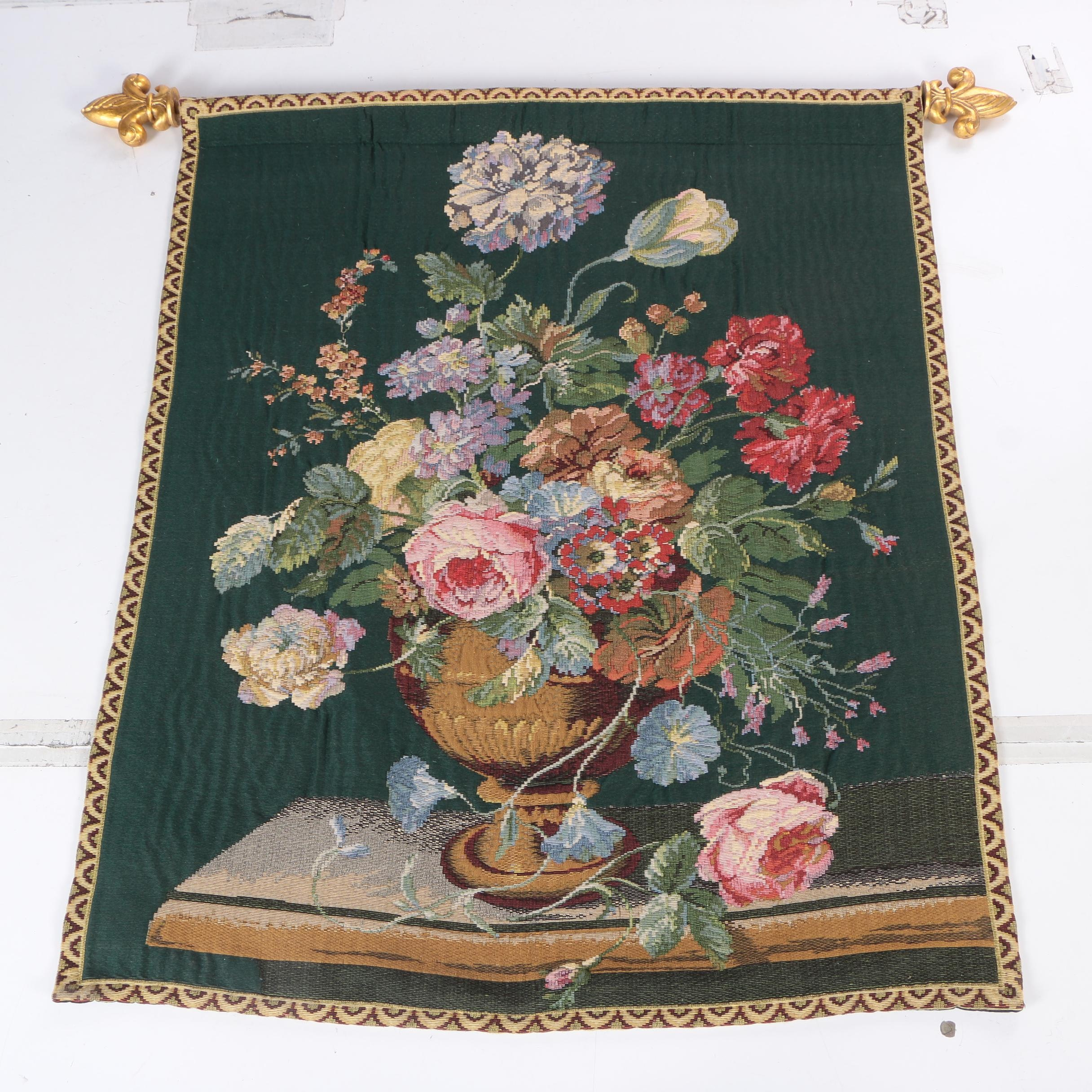 Floral Wall Hanging Tapestry