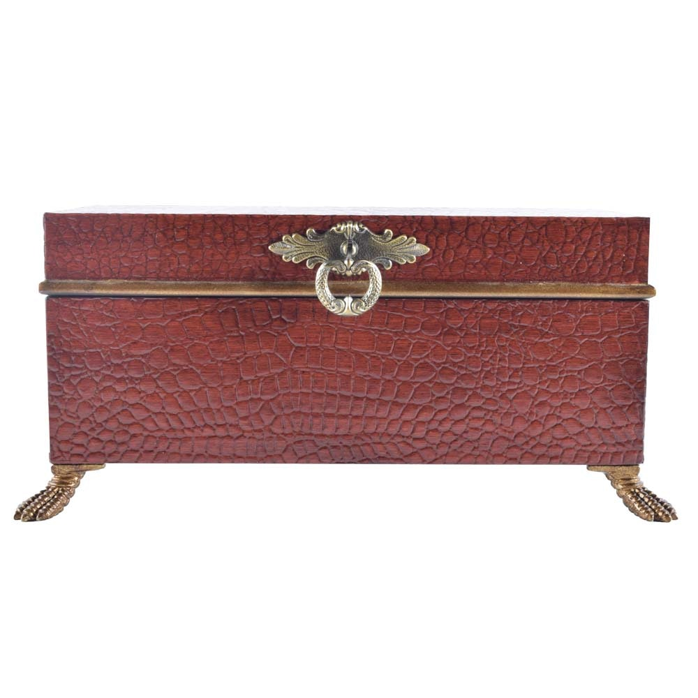 Petite Decorative Chest