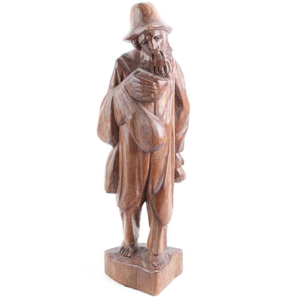 Ecuadorian Carved Statue