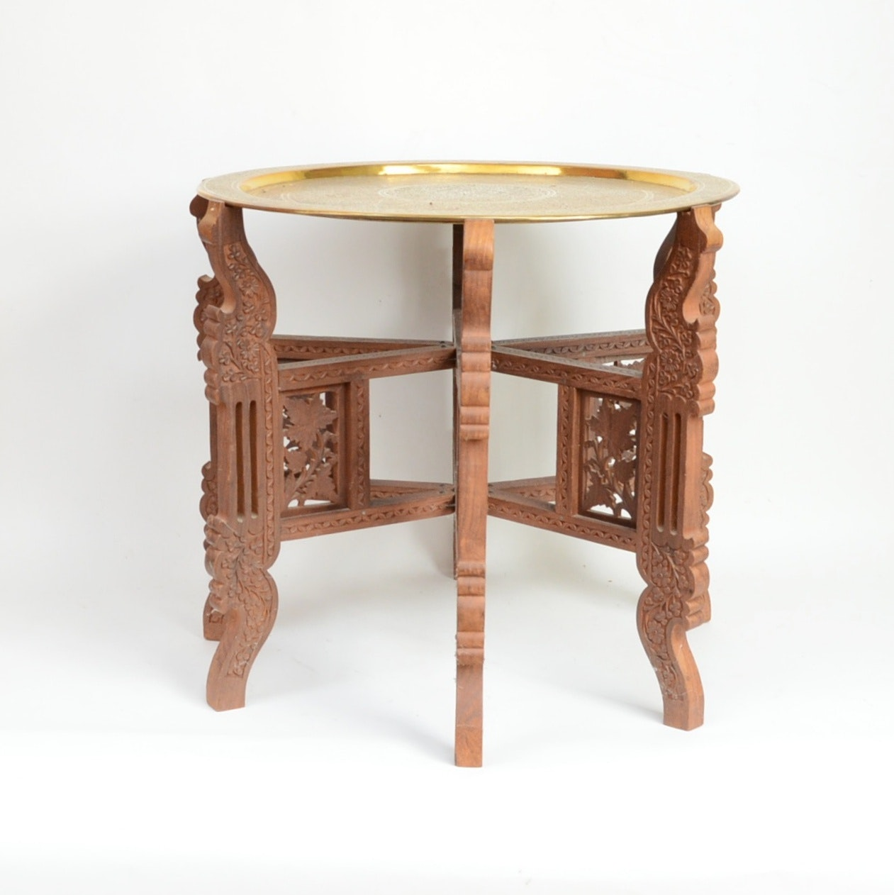 Moroccan Style Tea Table