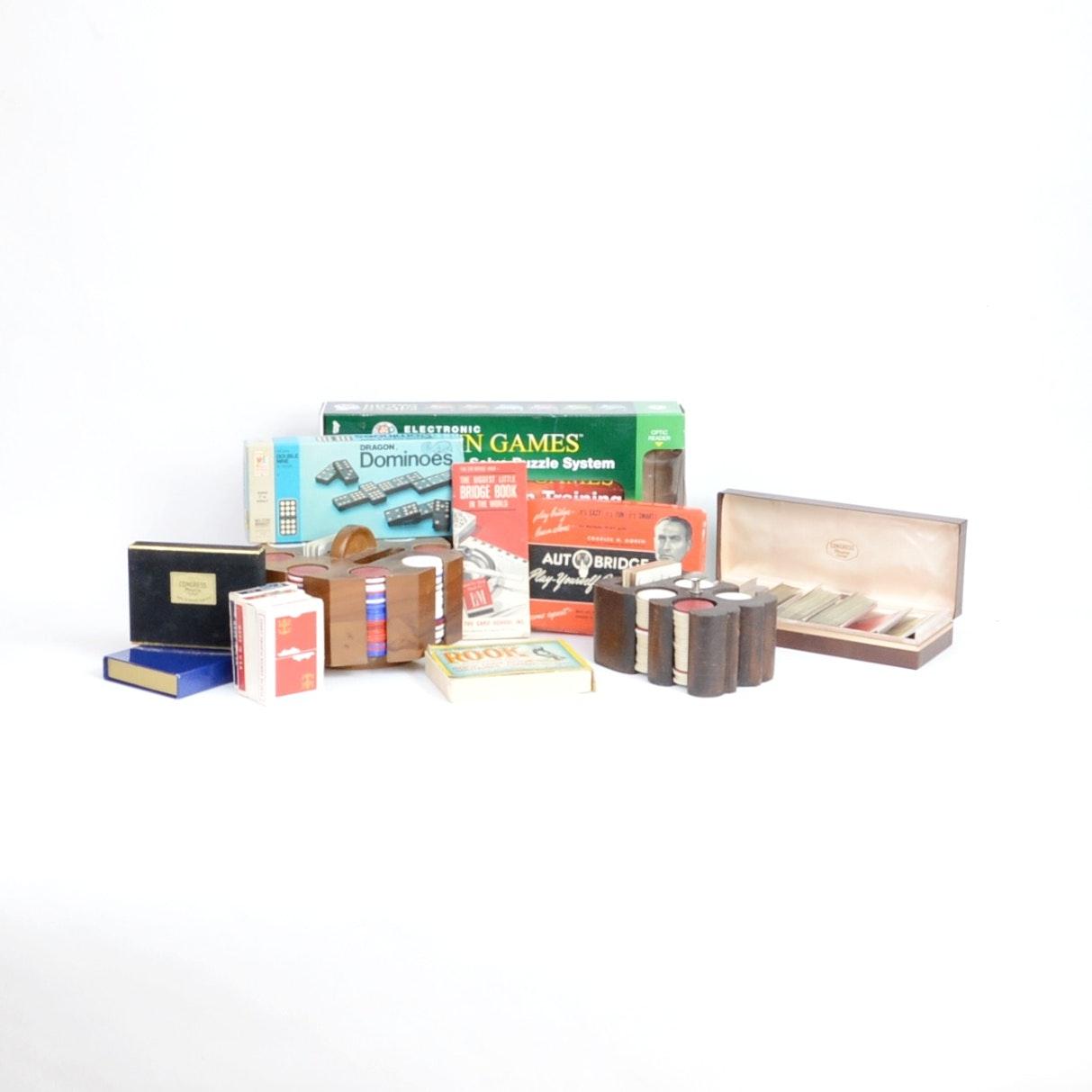 Vintage Game Lot