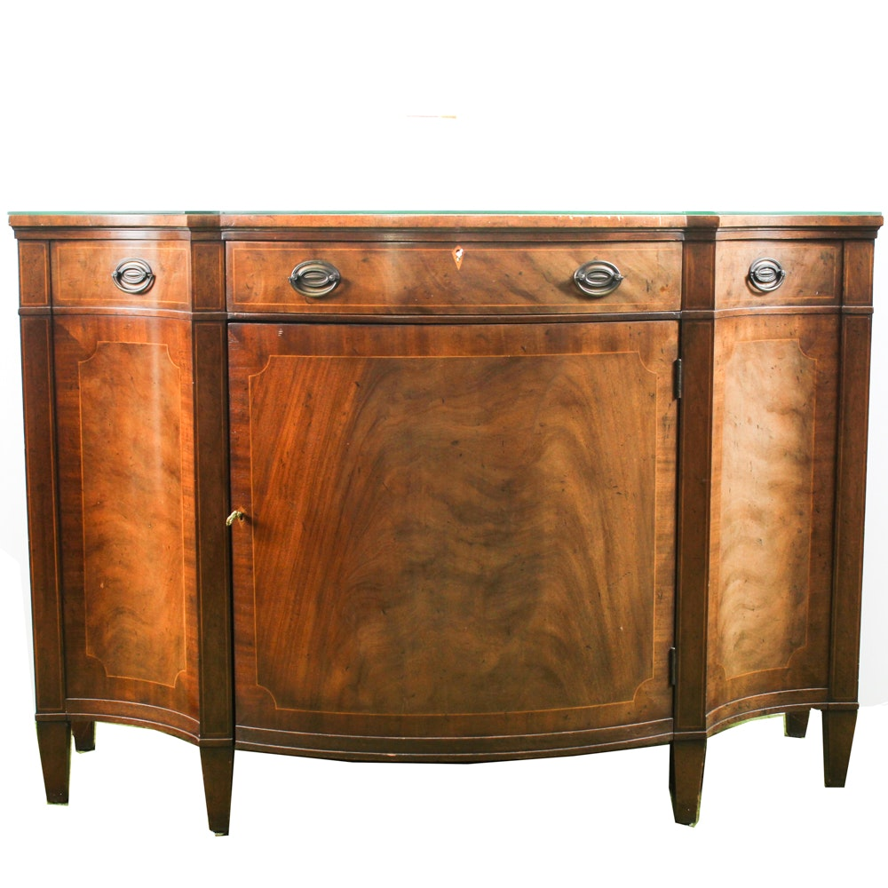 Federal Style Buffet by Baker Furniture