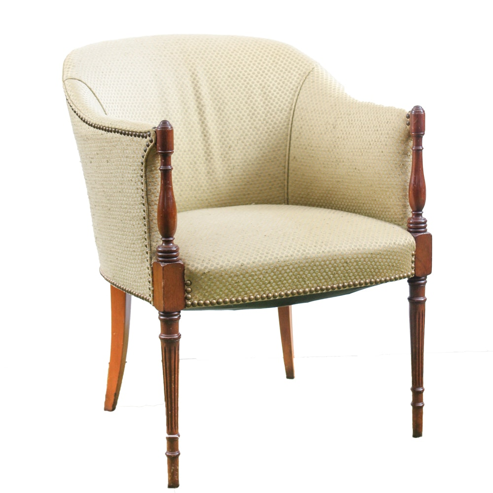 Antique Club Chair